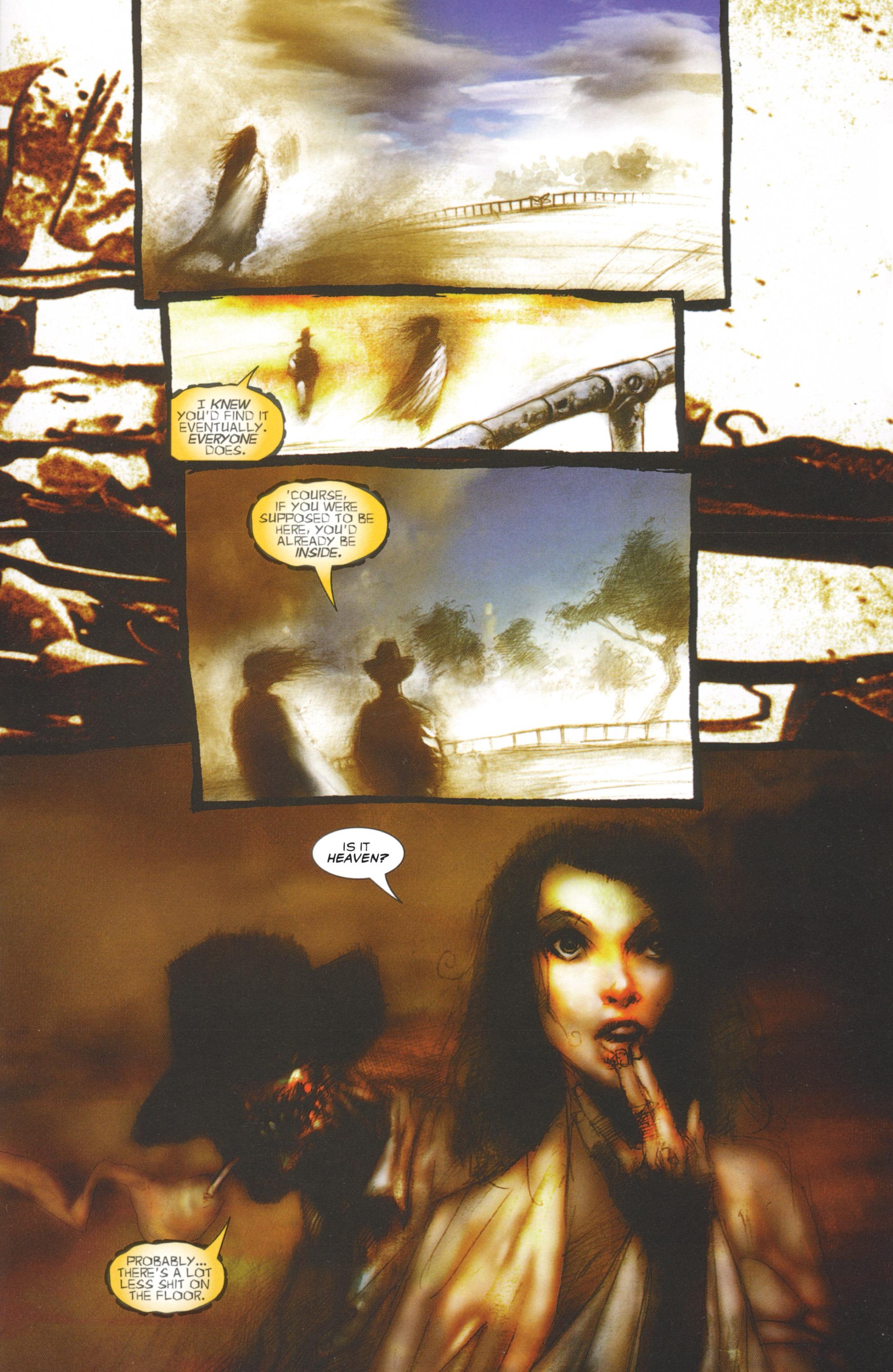 Read online Deadside comic -  Issue #2 - 19