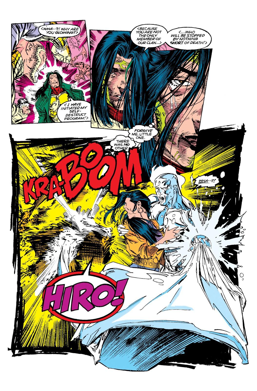 Uncanny X-Men (1963) issue 290 - Page 17