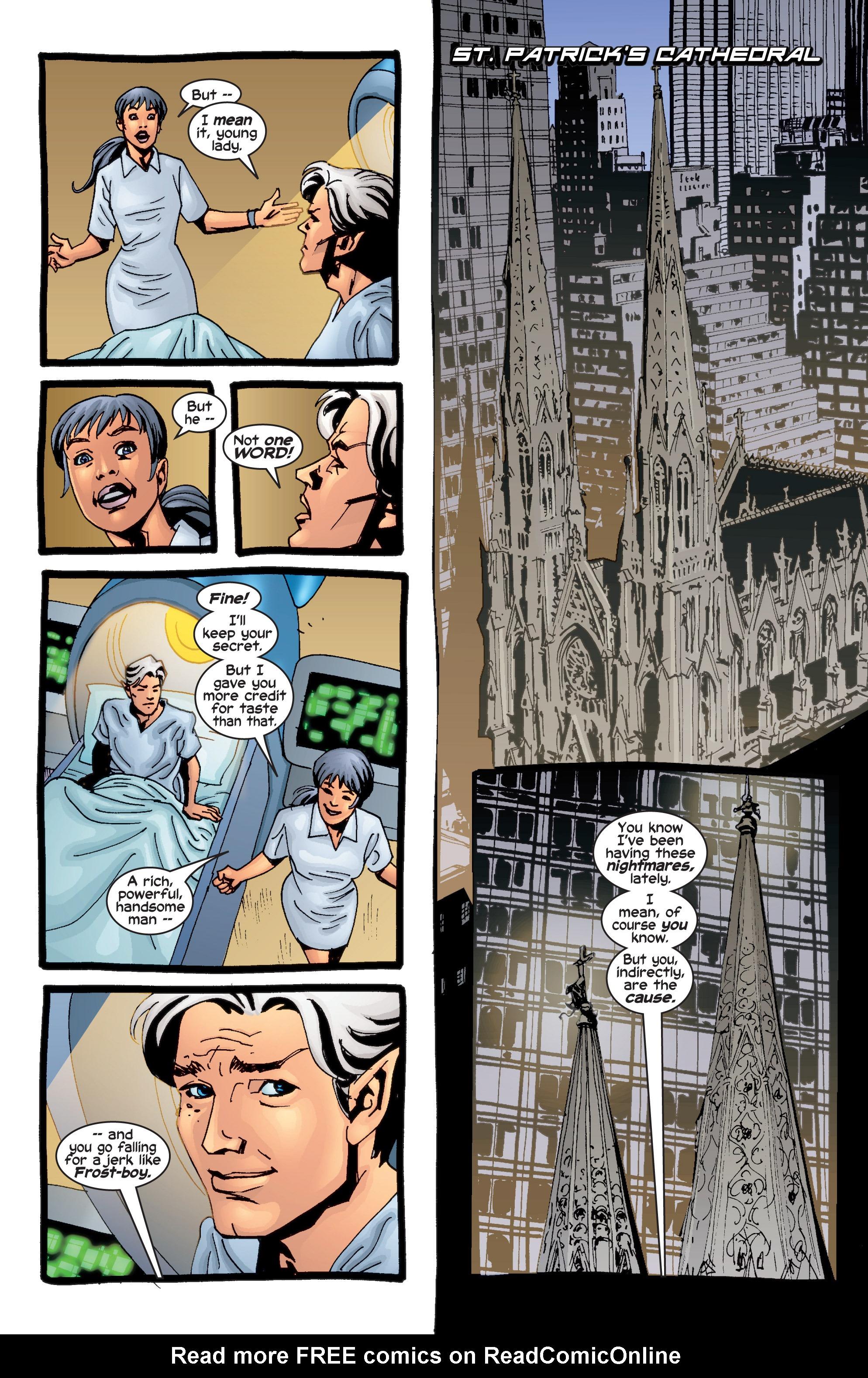 Read online Uncanny X-Men (1963) comic -  Issue #415 - 10