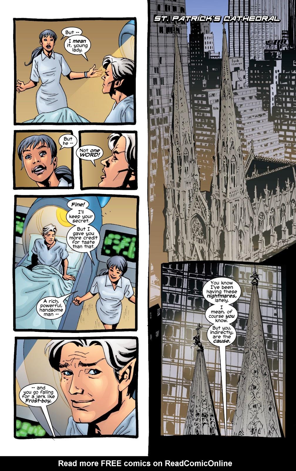 Uncanny X-Men (1963) issue 415 - Page 10