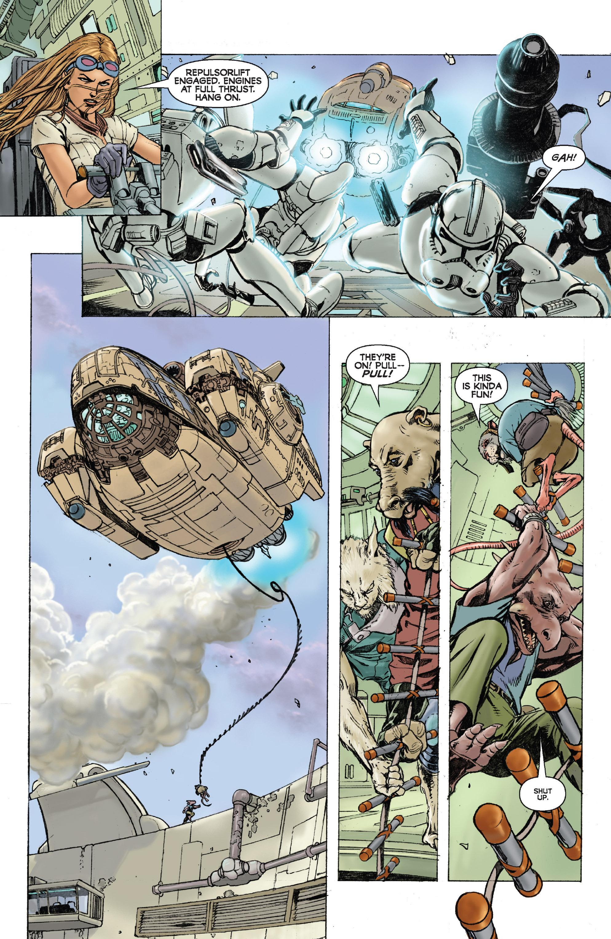 Read online Star Wars Omnibus comic -  Issue # Vol. 31 - 188