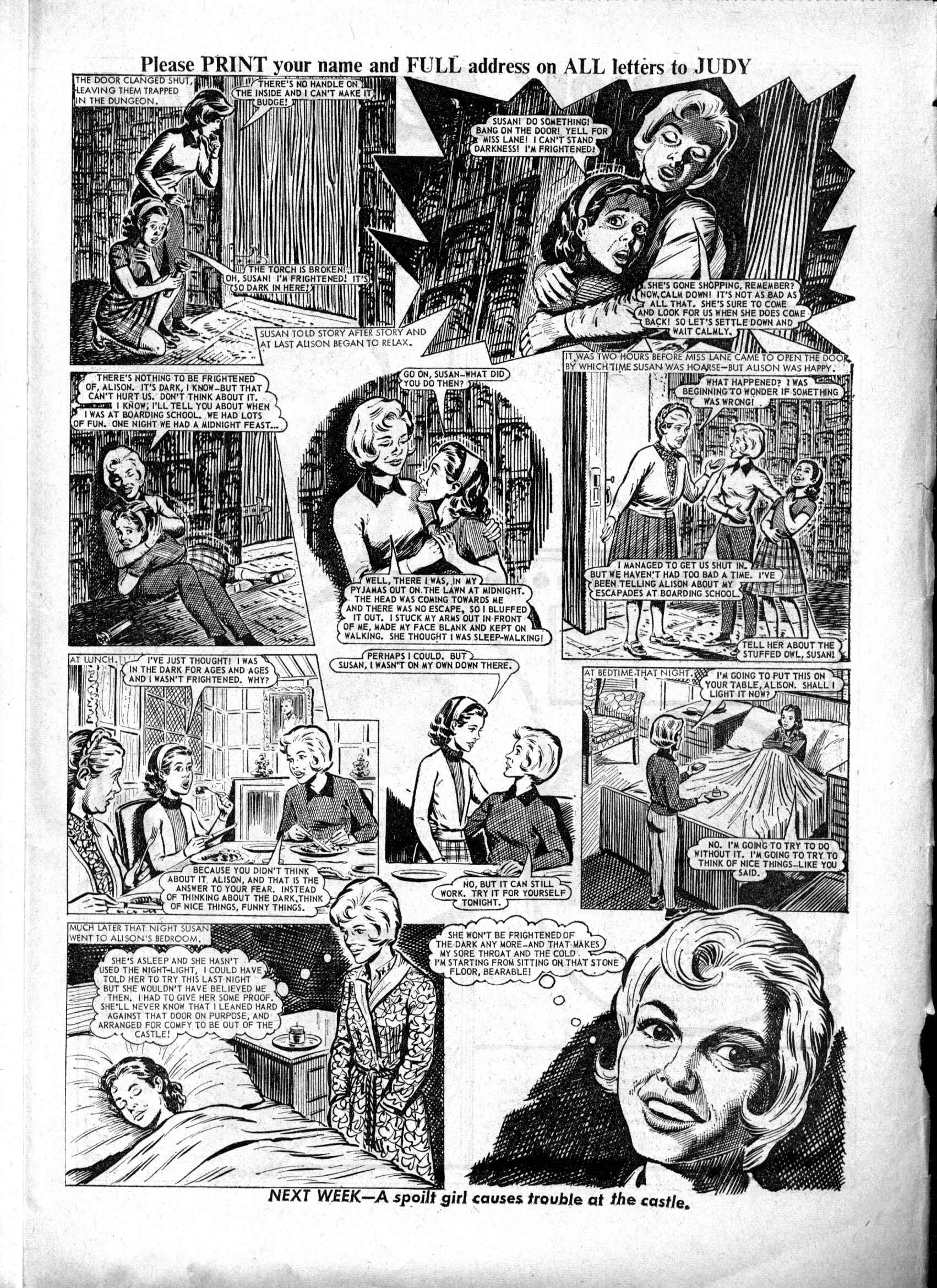 Read online Judy comic -  Issue #233 - 15