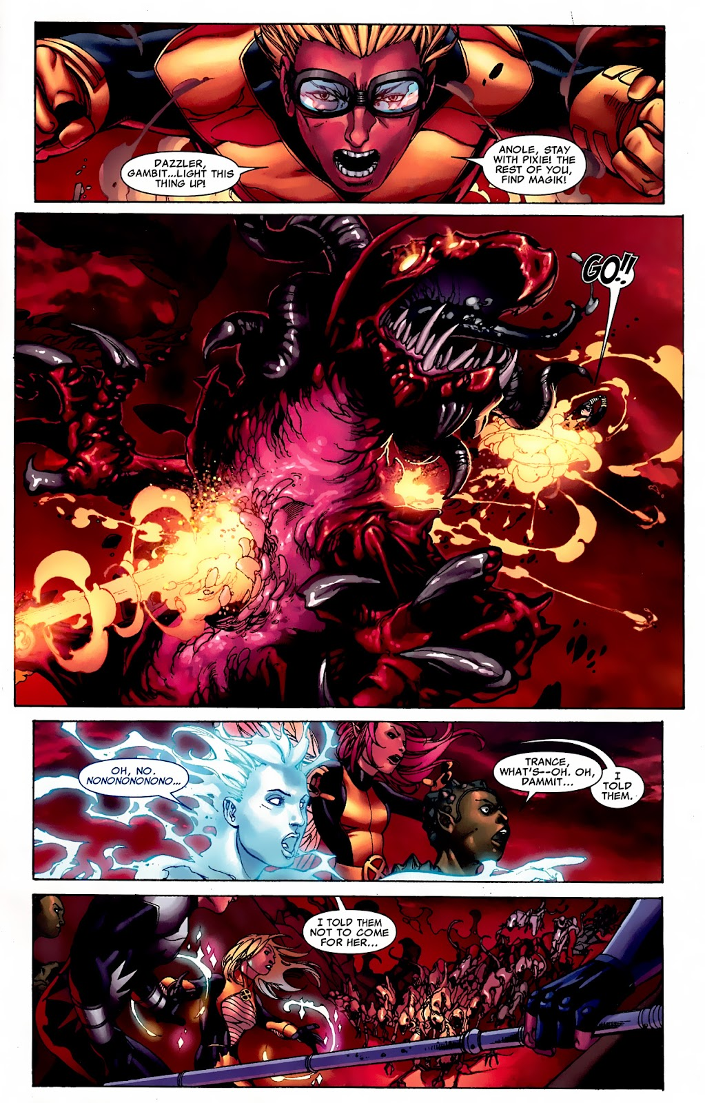 Read online X-Men: Second Coming Revelations comic -  Issue # TPB (Part 2) - 1