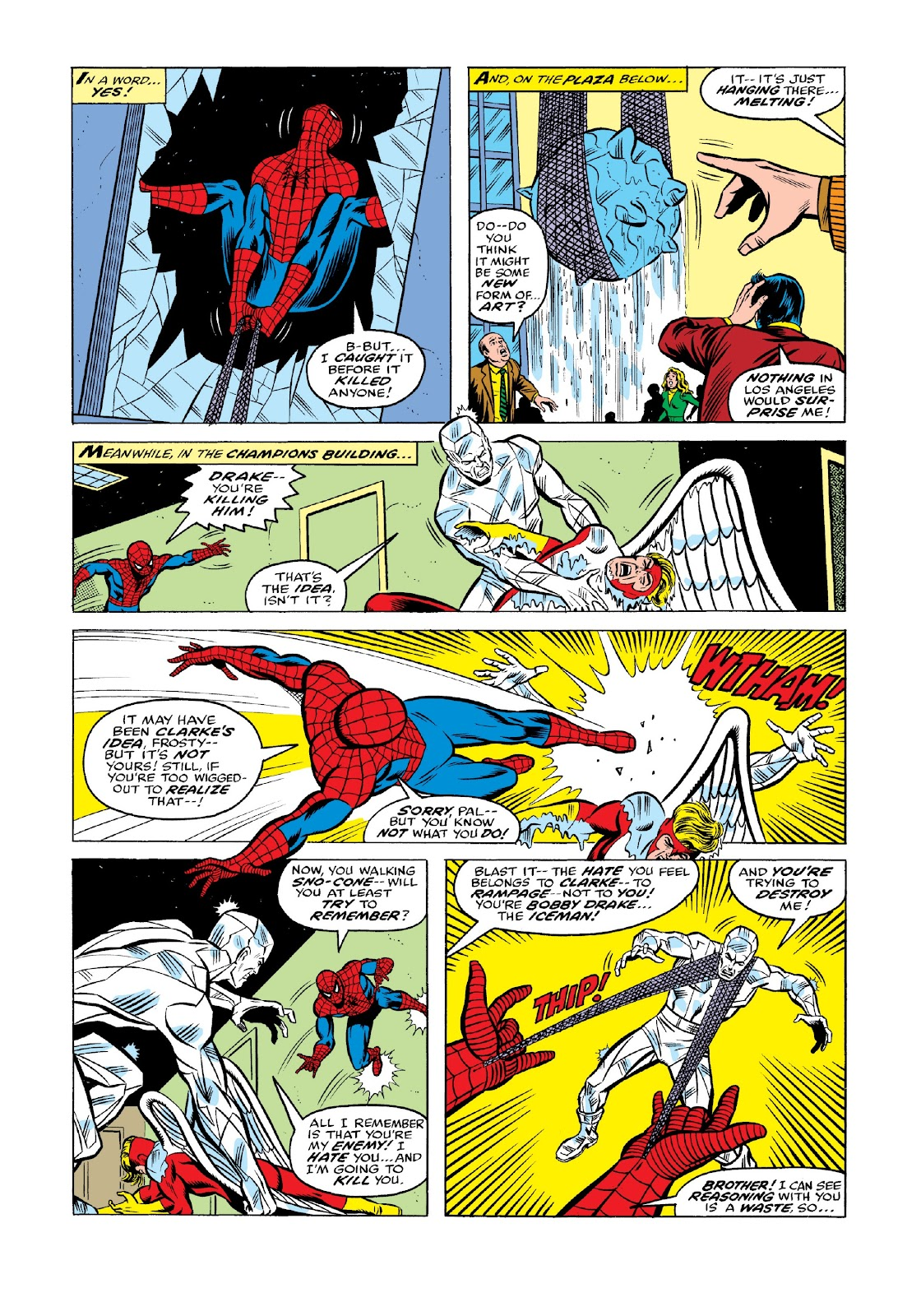 Read online Marvel Masterworks: The Spectacular Spider-Man comic -  Issue # TPB 2 (Part 1) - 54
