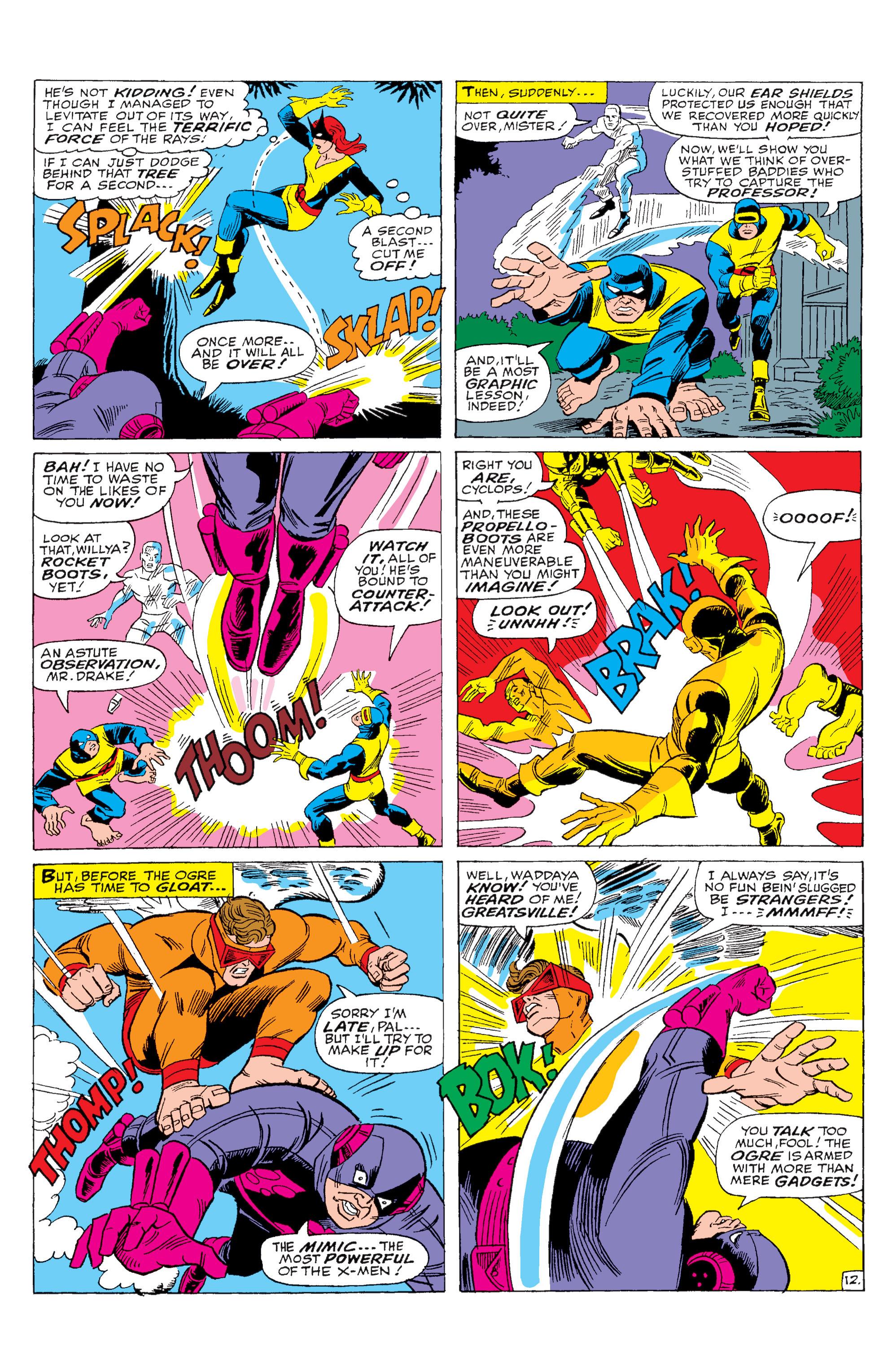 Read online Uncanny X-Men (1963) comic -  Issue #28 - 13