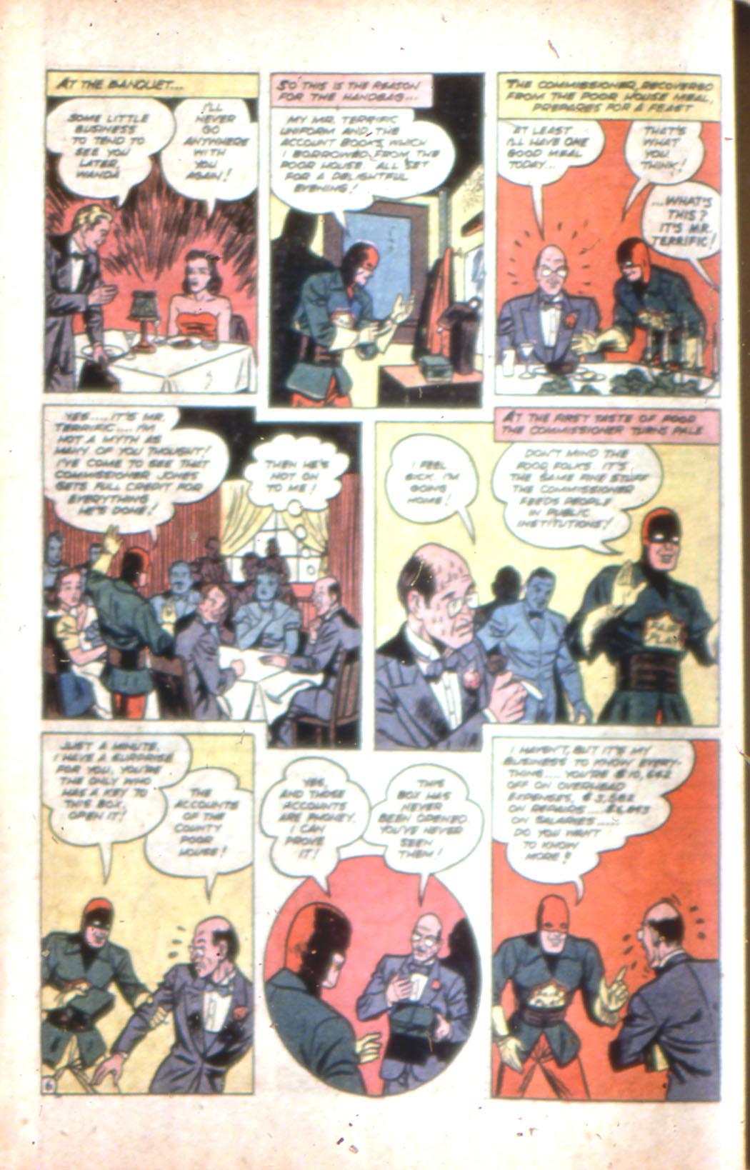 Read online Sensation (Mystery) Comics comic -  Issue #7 - 30