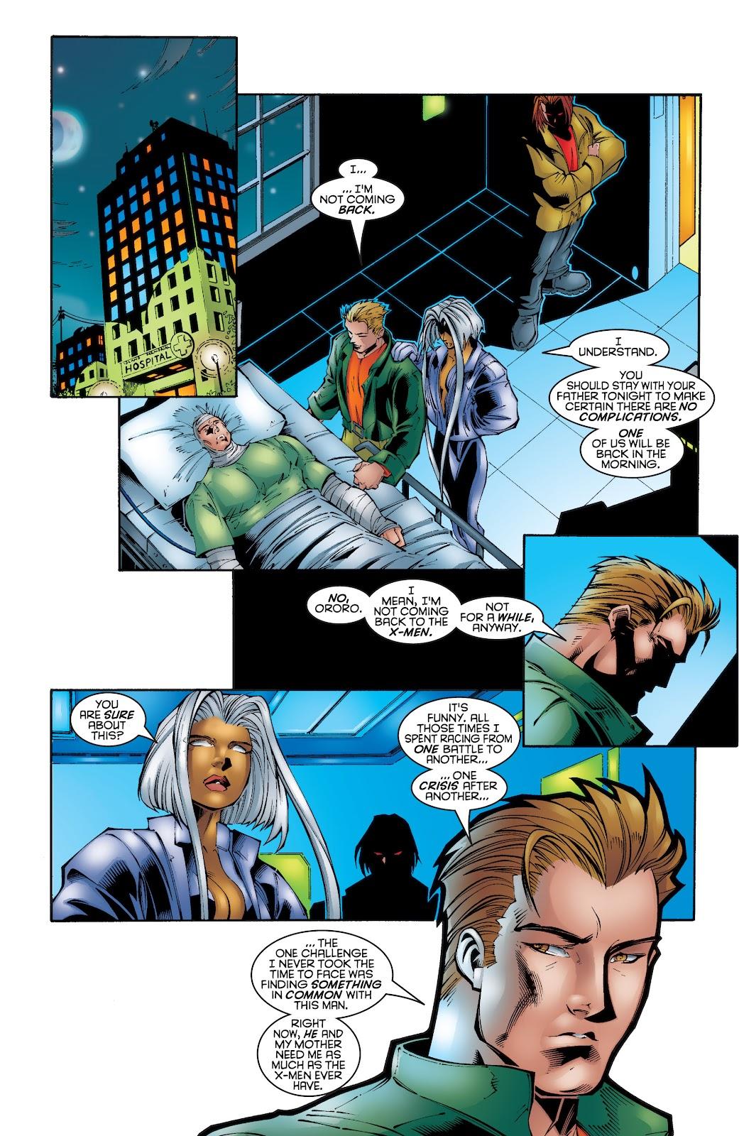 Uncanny X-Men (1963) issue 340 - Page 22