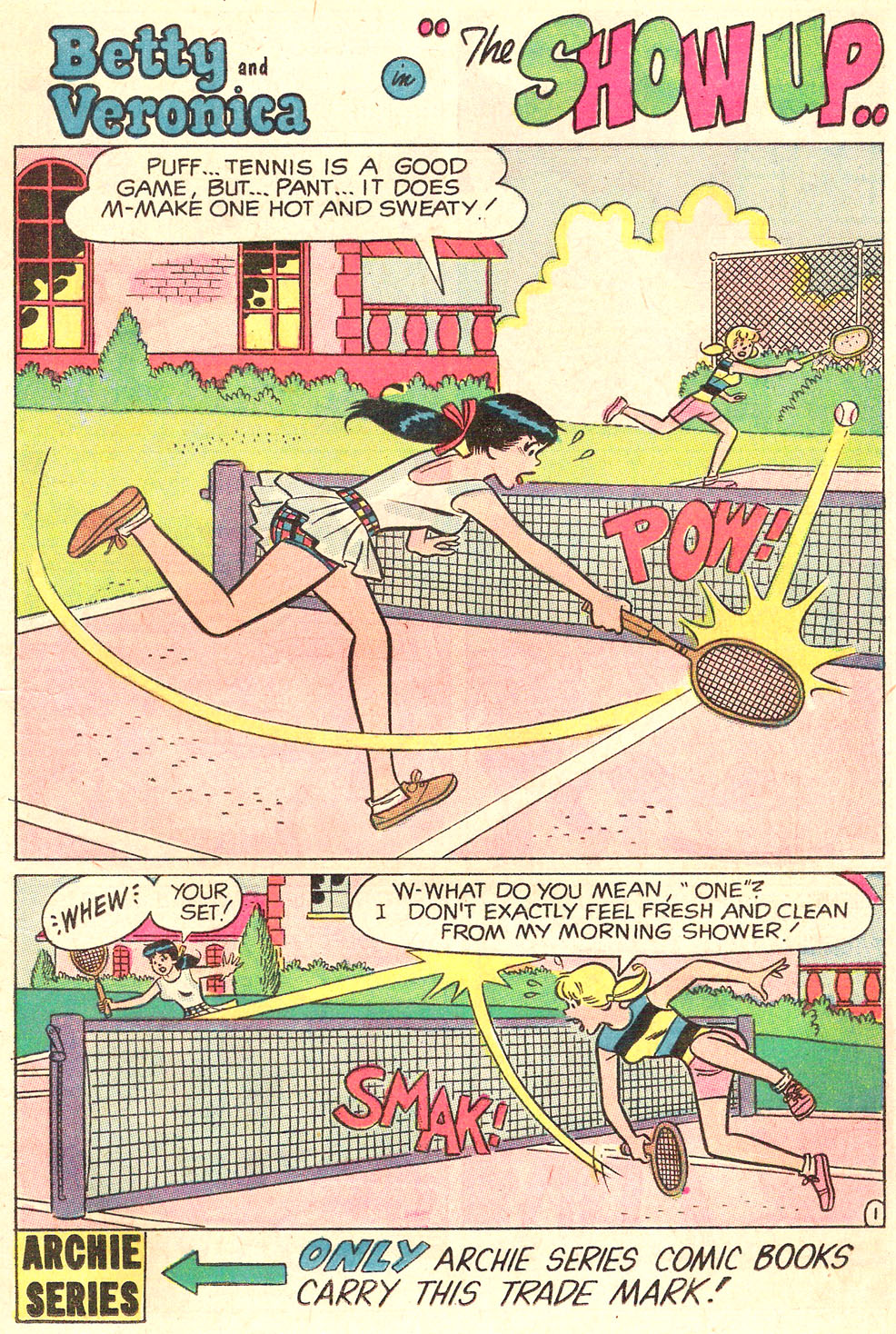 Read online Archie's Girls Betty and Veronica comic -  Issue #178 - 13
