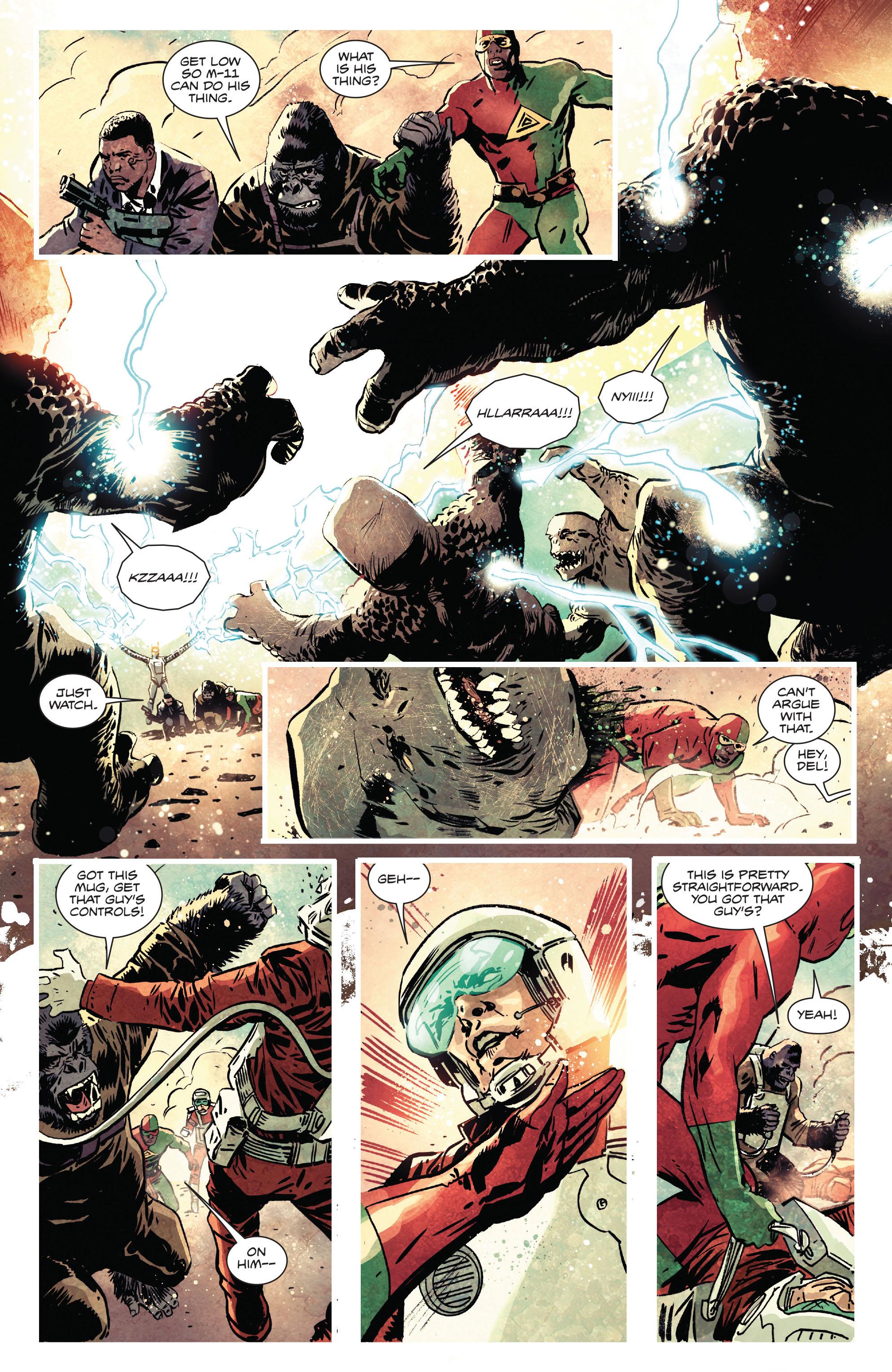 Read online Atlas comic -  Issue #2 - 15