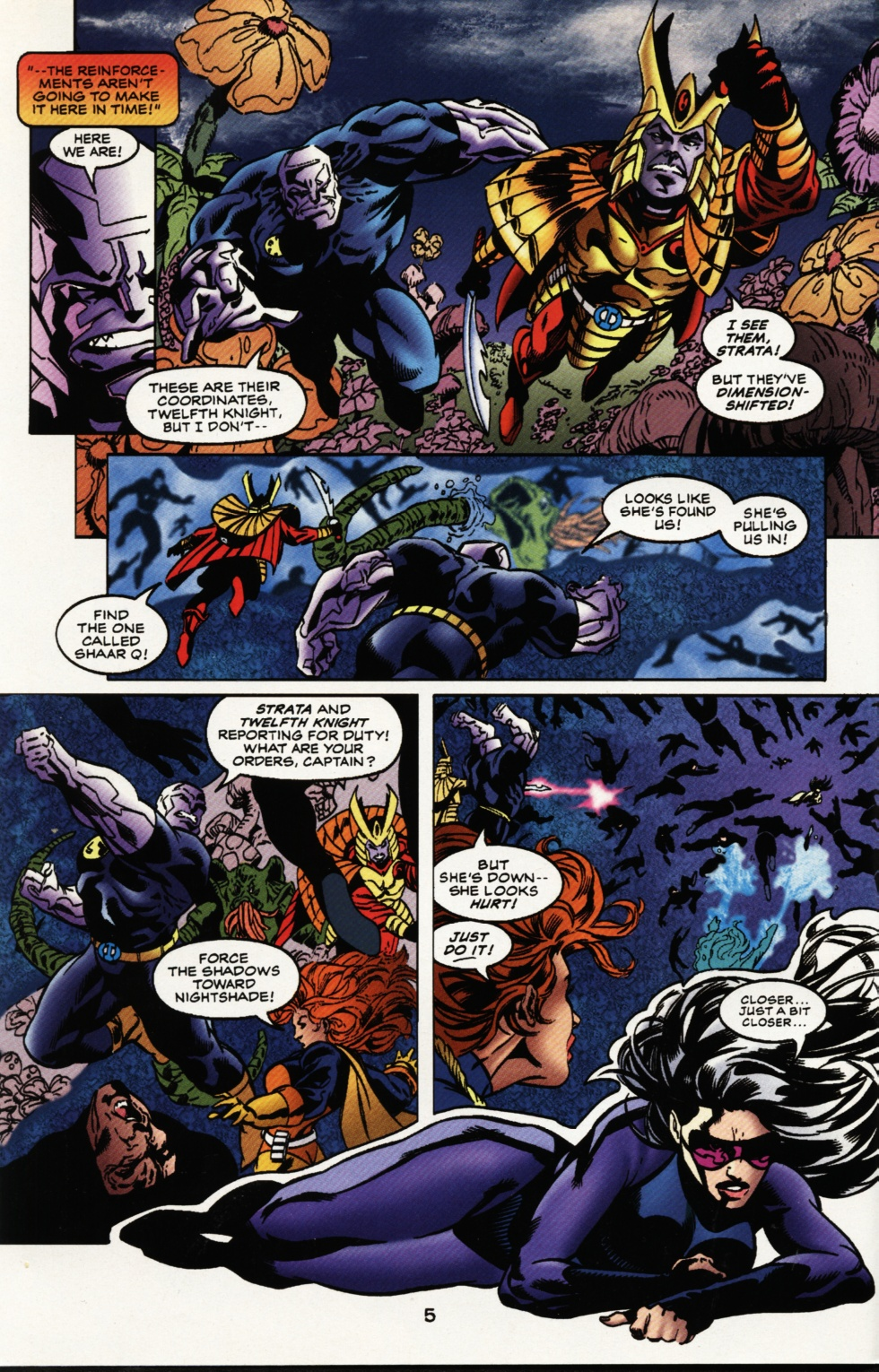 Read online Superboy & The Ravers comic -  Issue #11 - 6