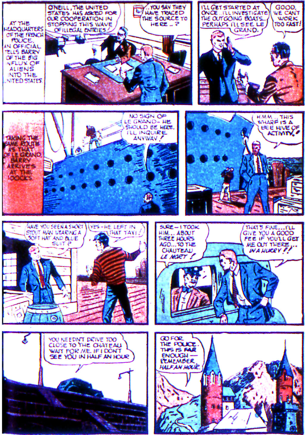 Read online Adventure Comics (1938) comic -  Issue #44 - 17