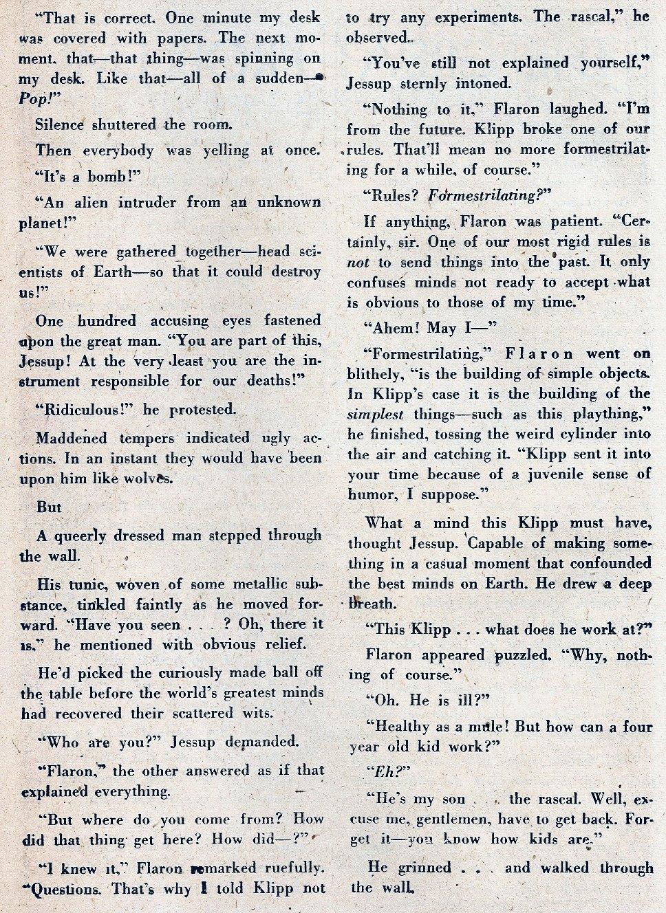 Read online Wonder Woman (1942) comic -  Issue #27 - 36
