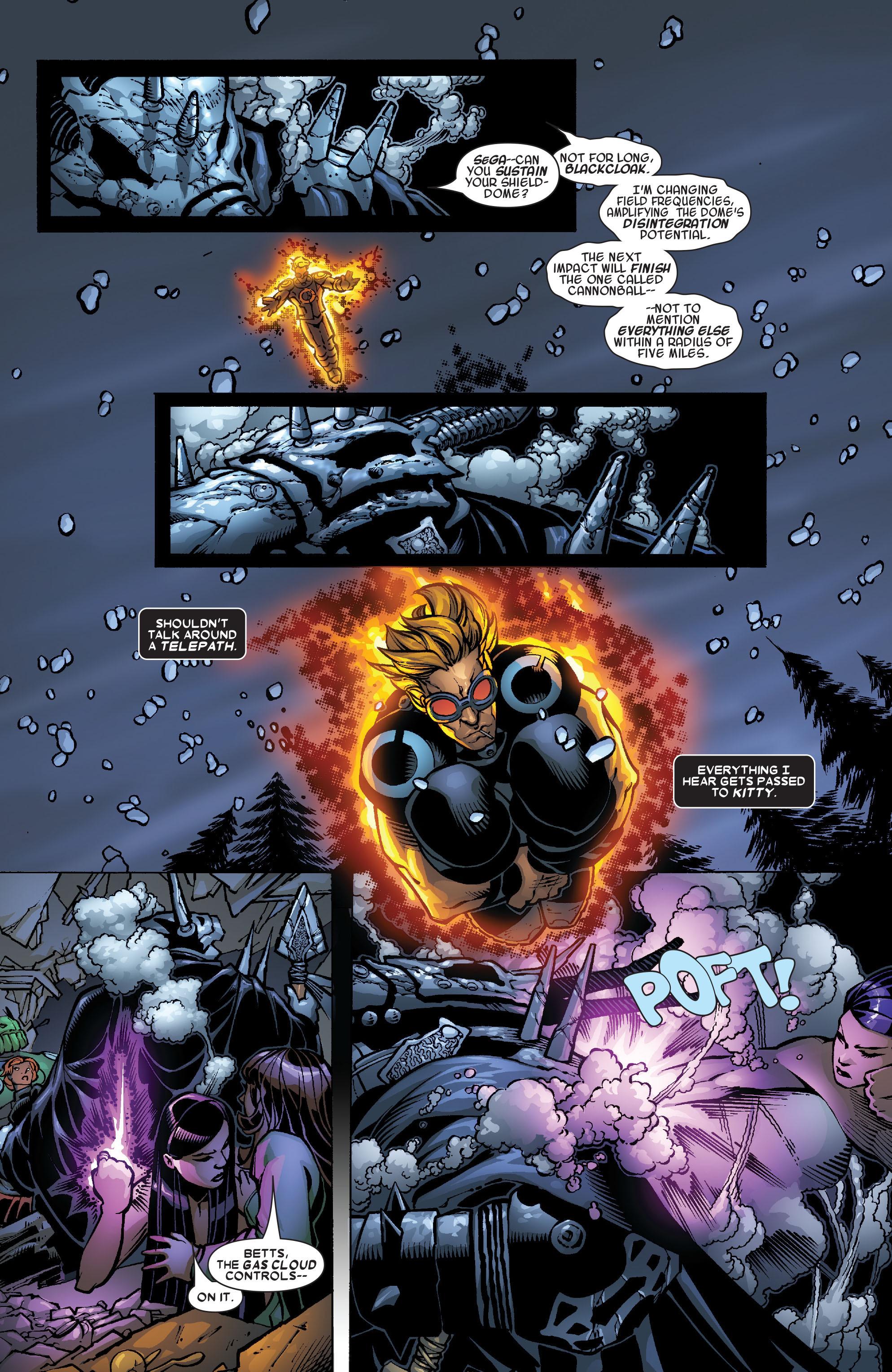 Read online Uncanny X-Men (1963) comic -  Issue #468 - 13