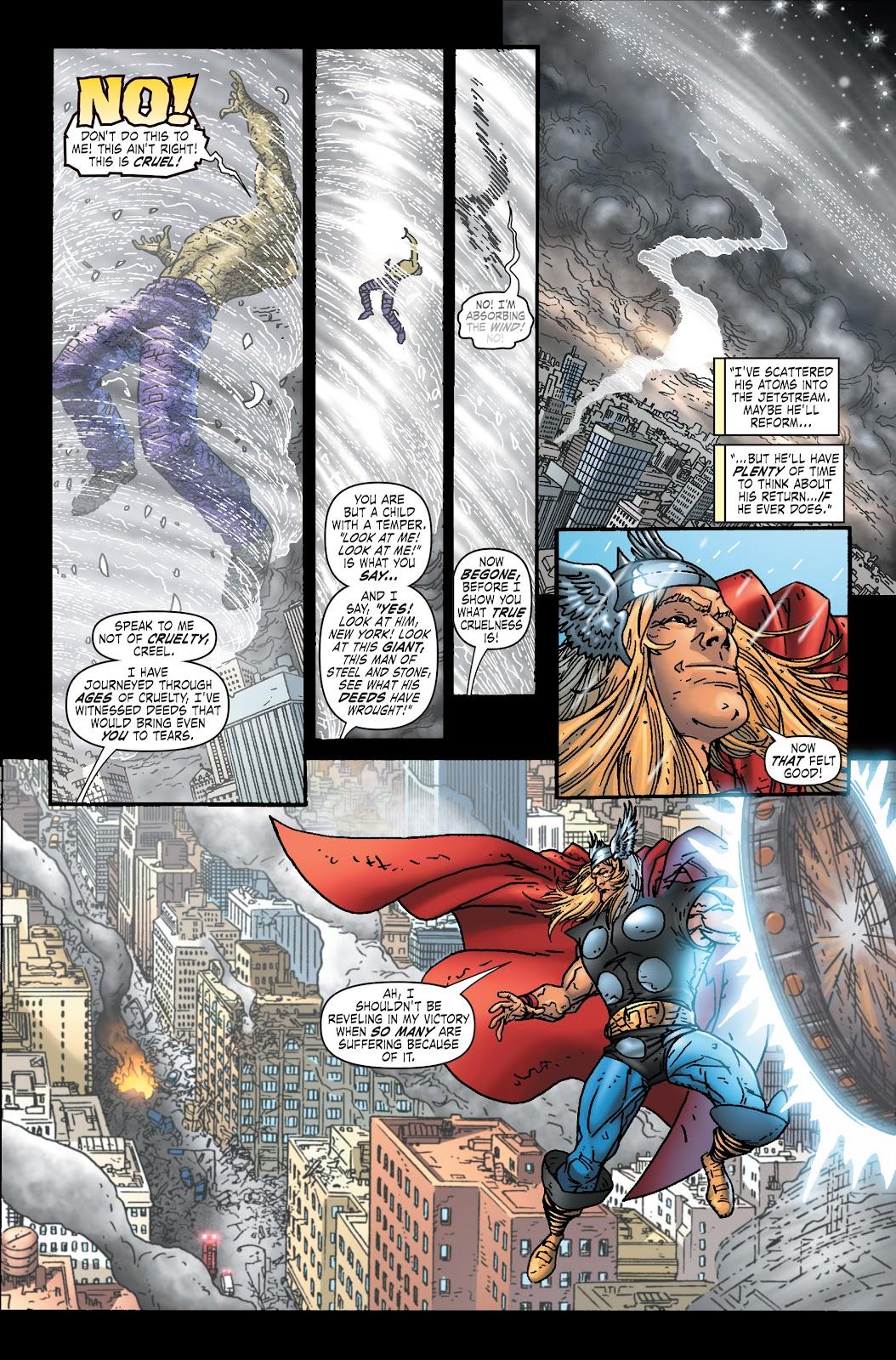 Read online Thor: Ragnaroks comic -  Issue # TPB (Part 1) - 11