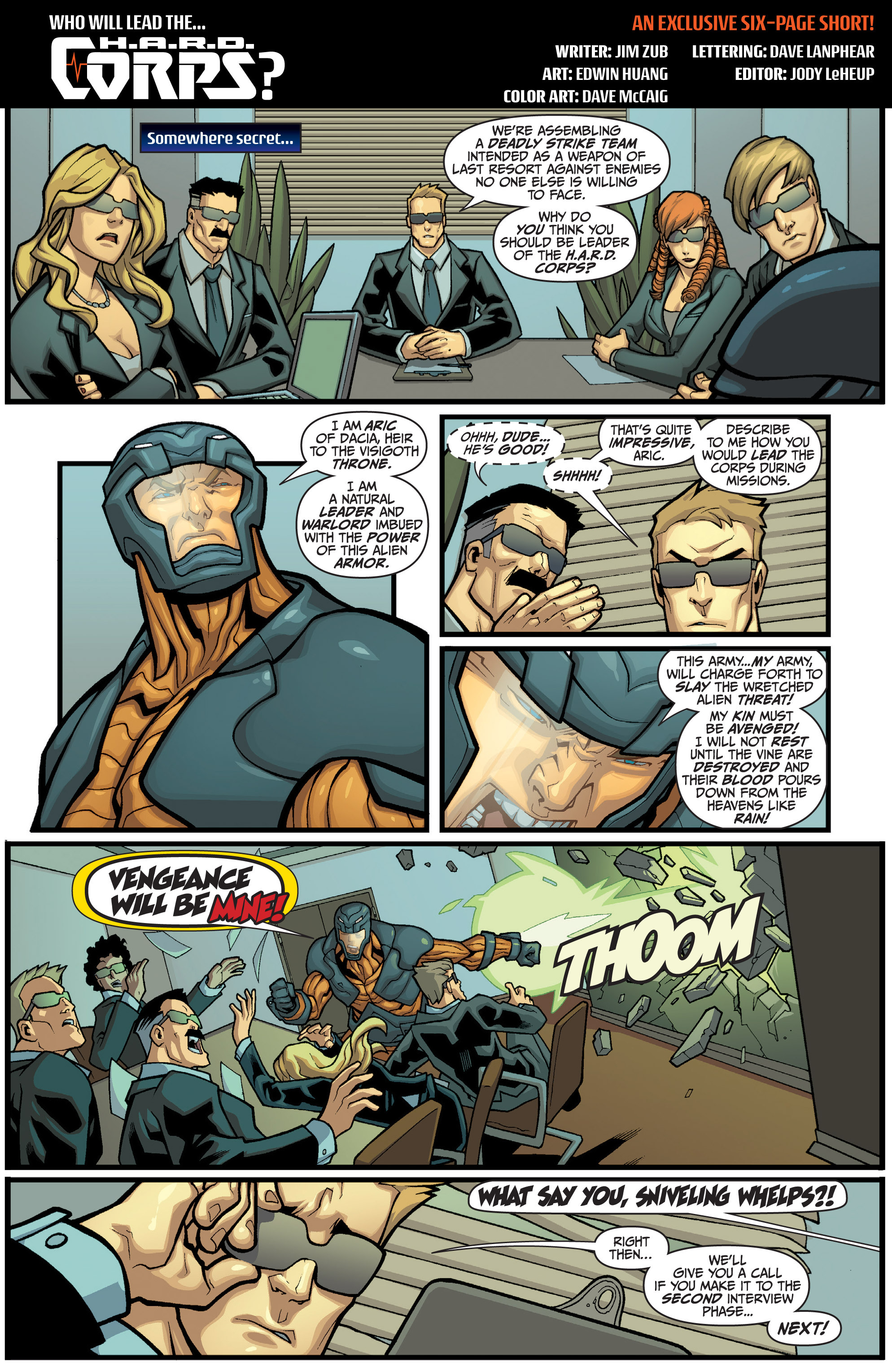 Read online Archer and Armstrong comic -  Issue #11 - 27