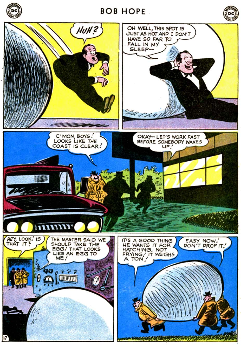 The Adventures of Bob Hope issue 69 - Page 24
