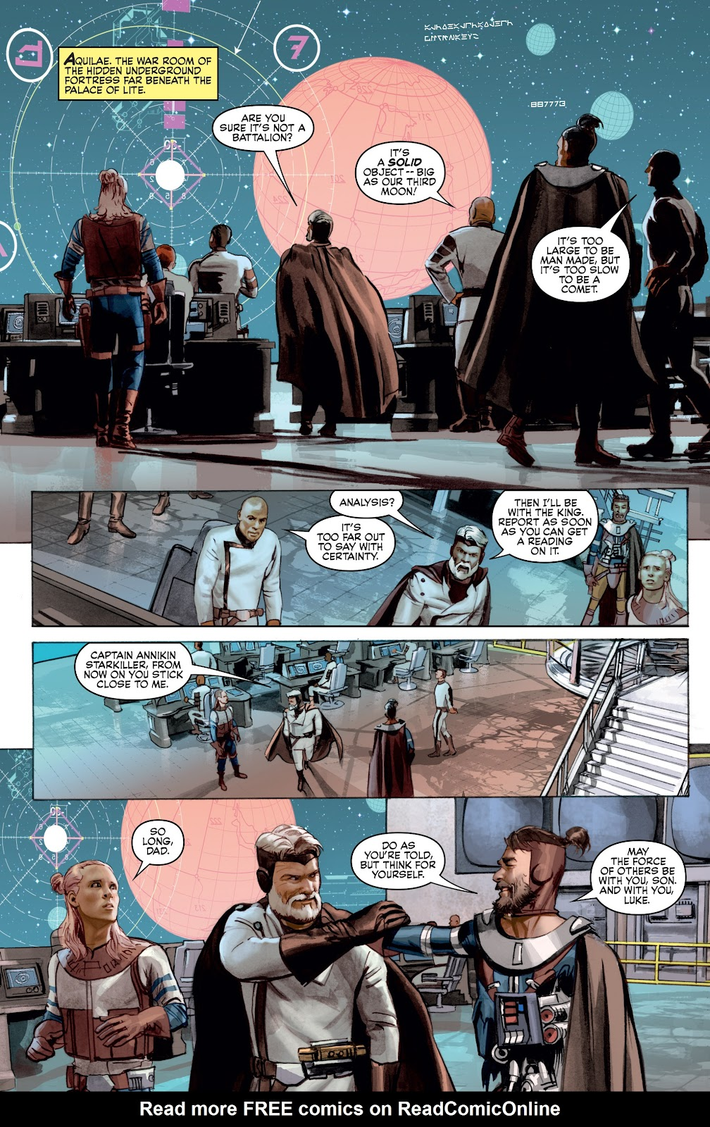 Read online Star Wars Legends: Infinities - Epic Collection comic -  Issue # TPB (Part 4) - 23