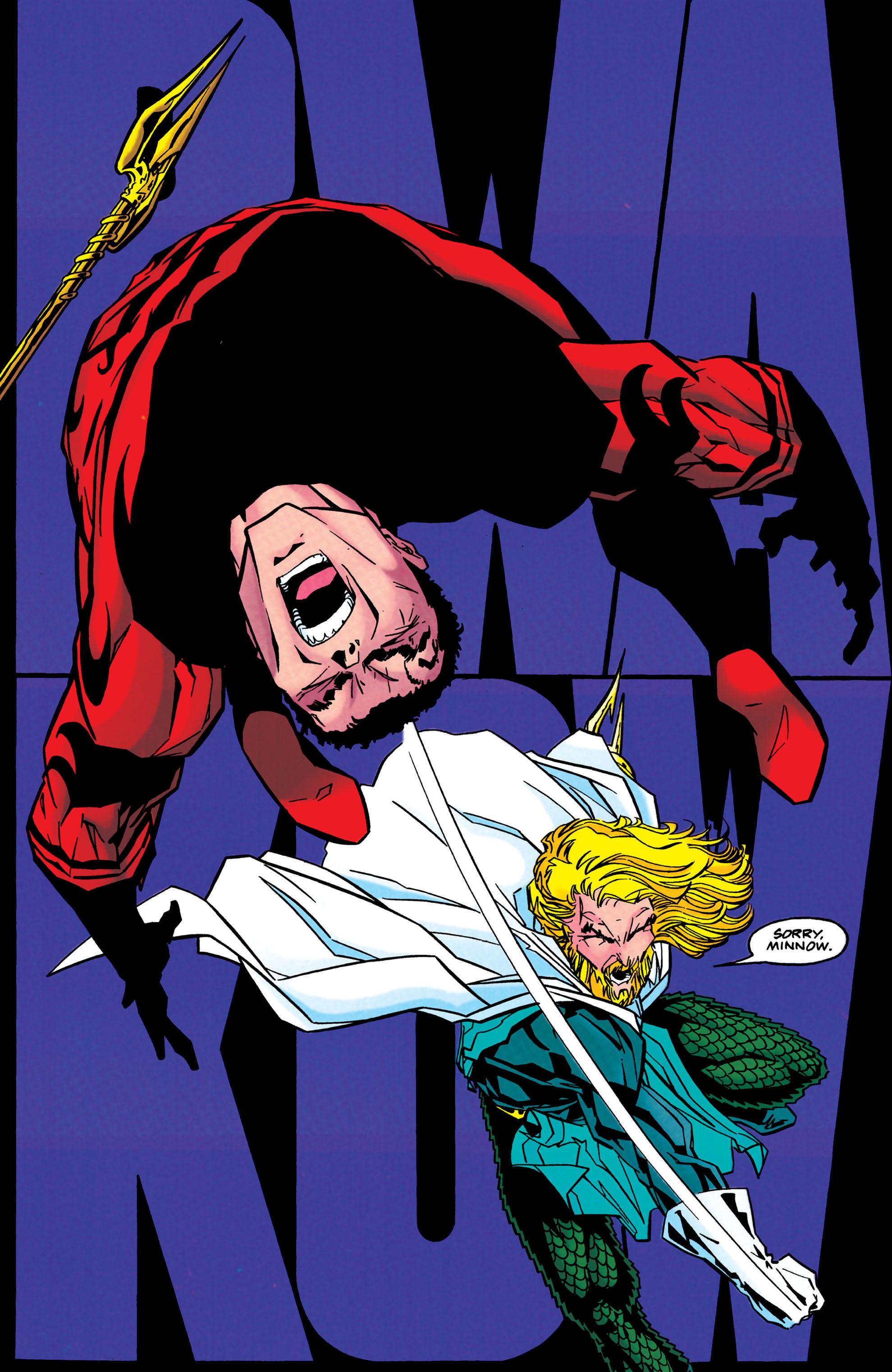 Read online Aquaman (1994) comic -  Issue #49 - 19
