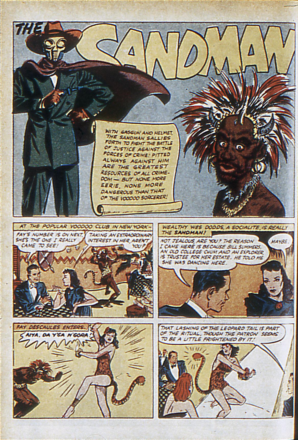 Read online Adventure Comics (1938) comic -  Issue #63 - 59
