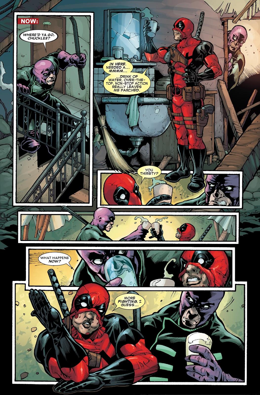 Read online Deadpool (2008) comic -  Issue #33.1 - 16