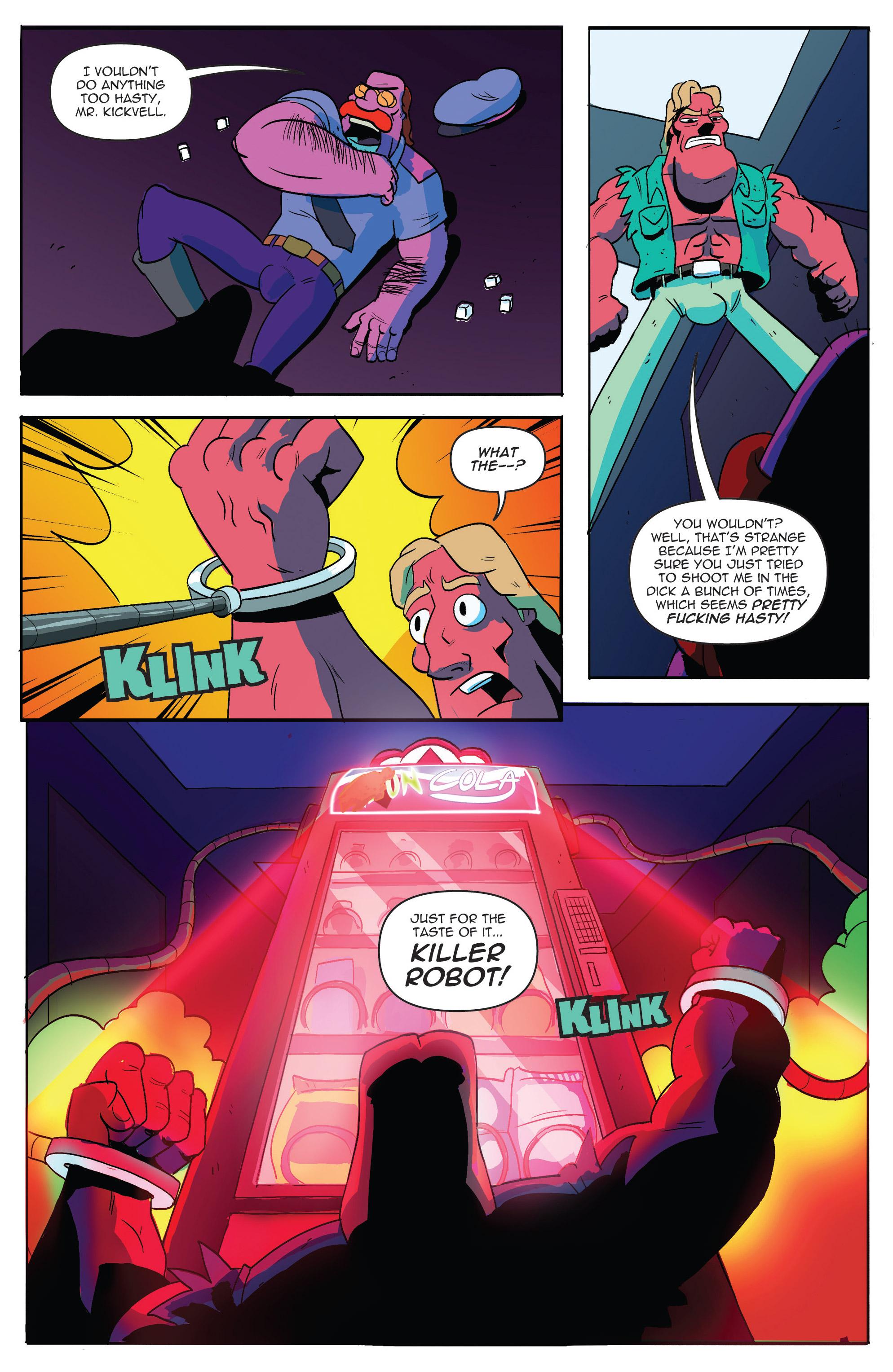 Read online AmeriKarate comic -  Issue #2 - 25