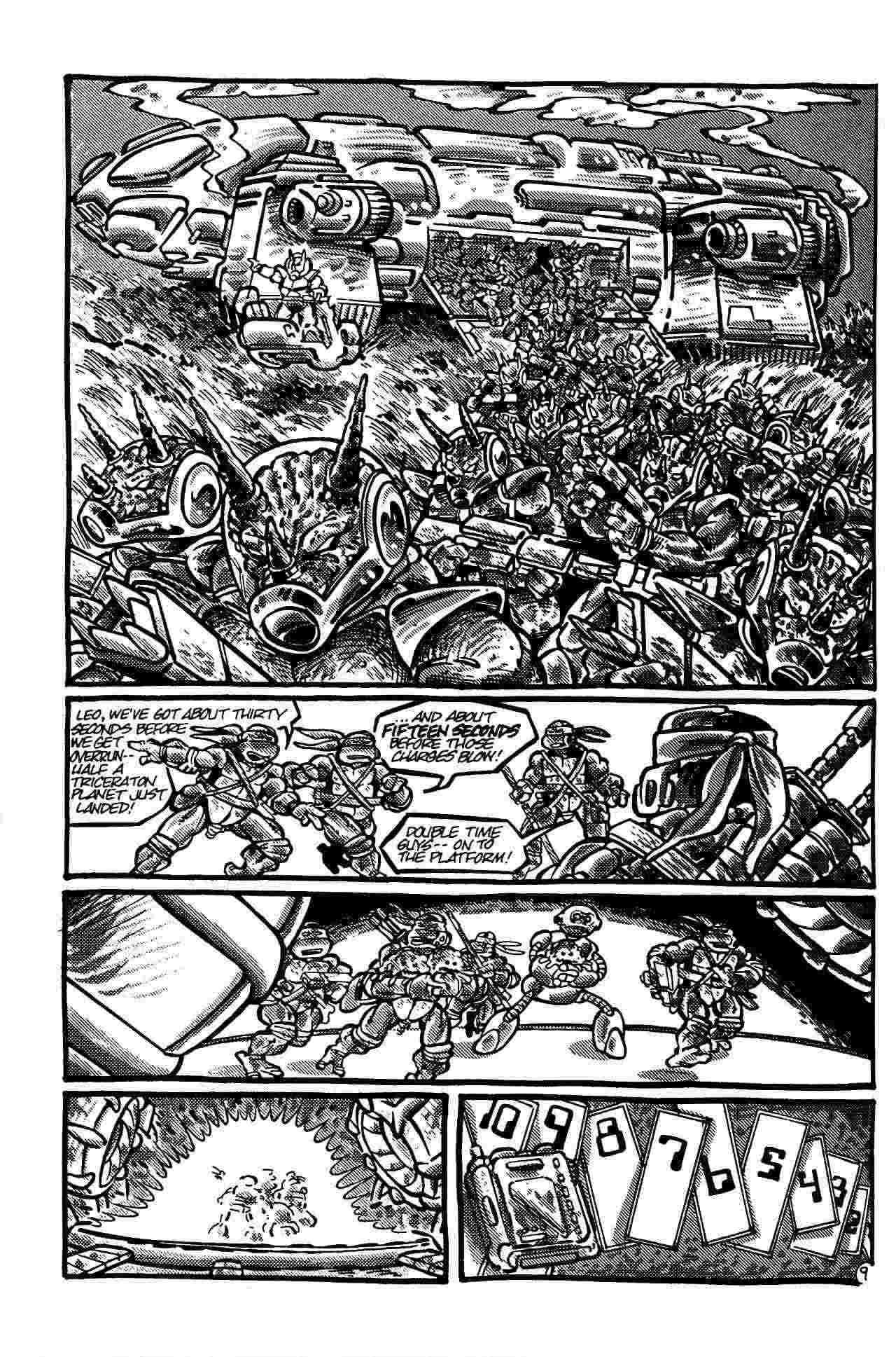 Read online Shell Shock comic -  Issue # Full - 88