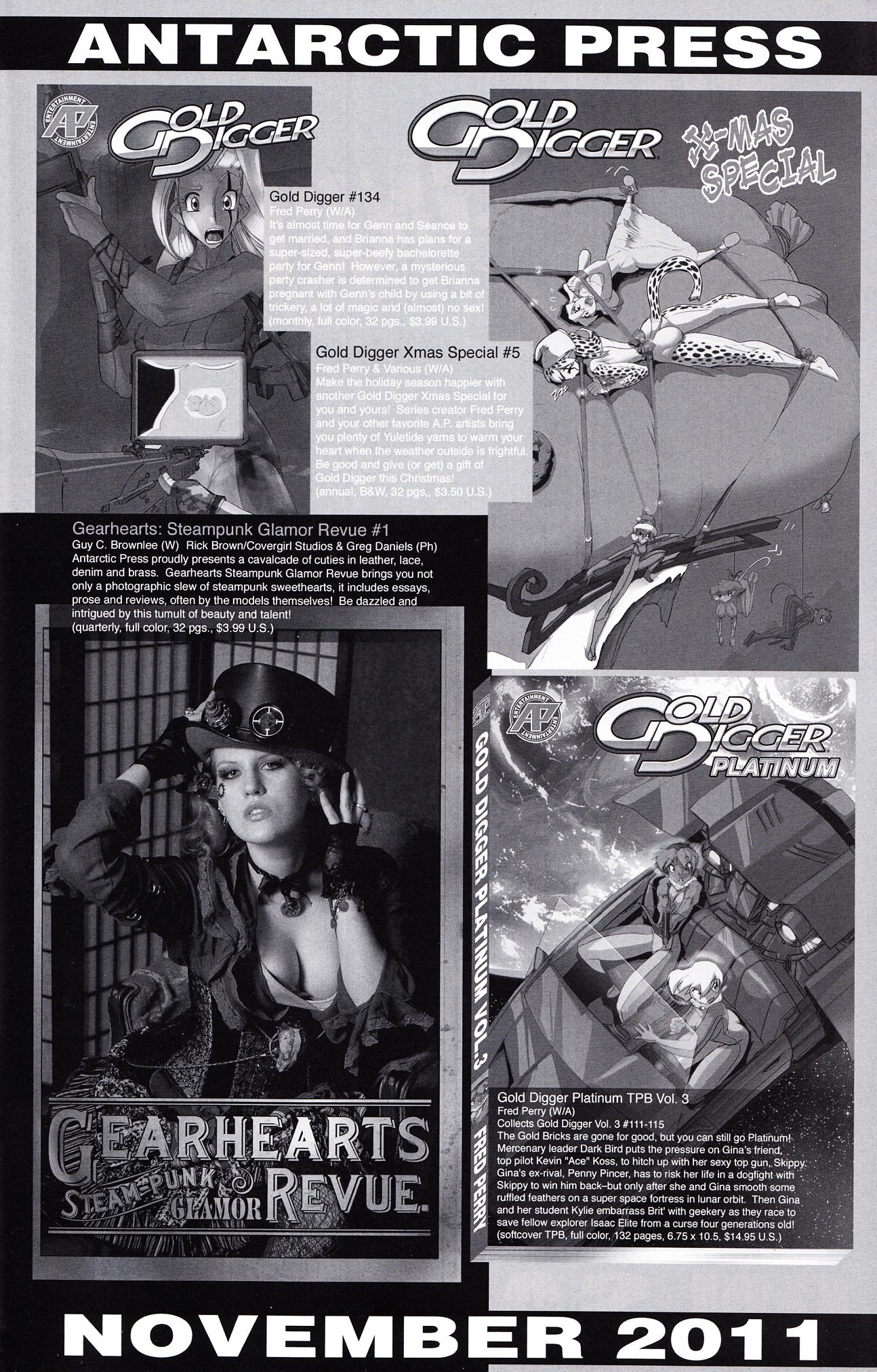 Read online Steampunk Fairy Tales comic -  Issue # Full - 33