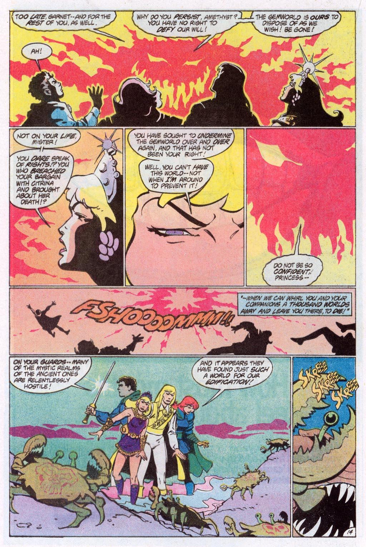 Read online Amethyst (1985) comic -  Issue #10 - 20