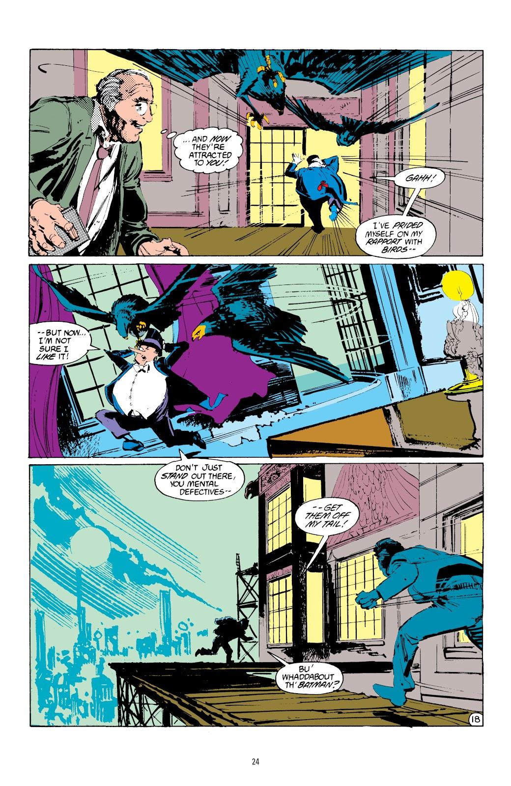 Read online Detective Comics (1937) comic -  Issue # _TPB Batman - The Dark Knight Detective 1 (Part 1) - 24