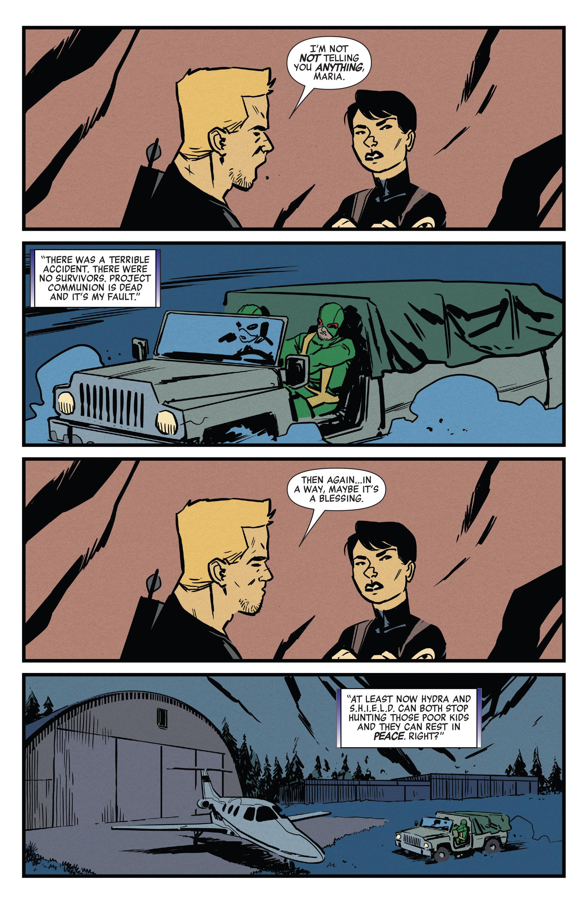 Read online All-New Hawkeye (2016) comic -  Issue #5 - 17