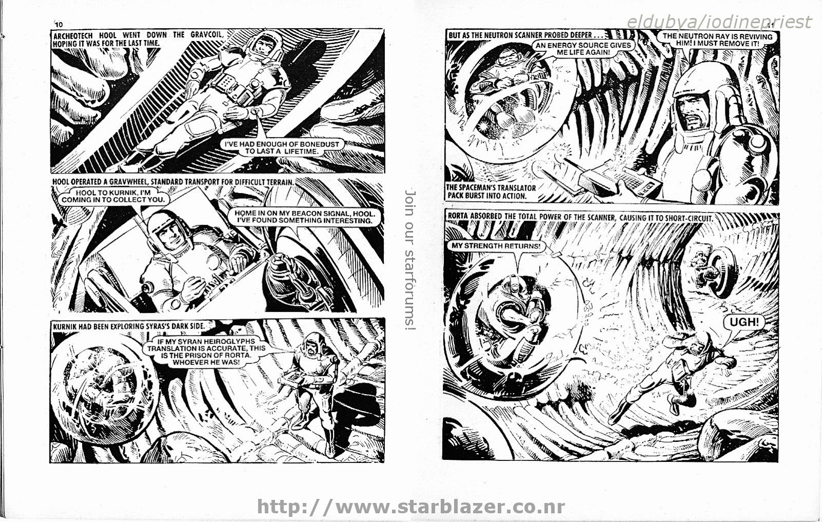 Starblazer issue 171 - Page 7