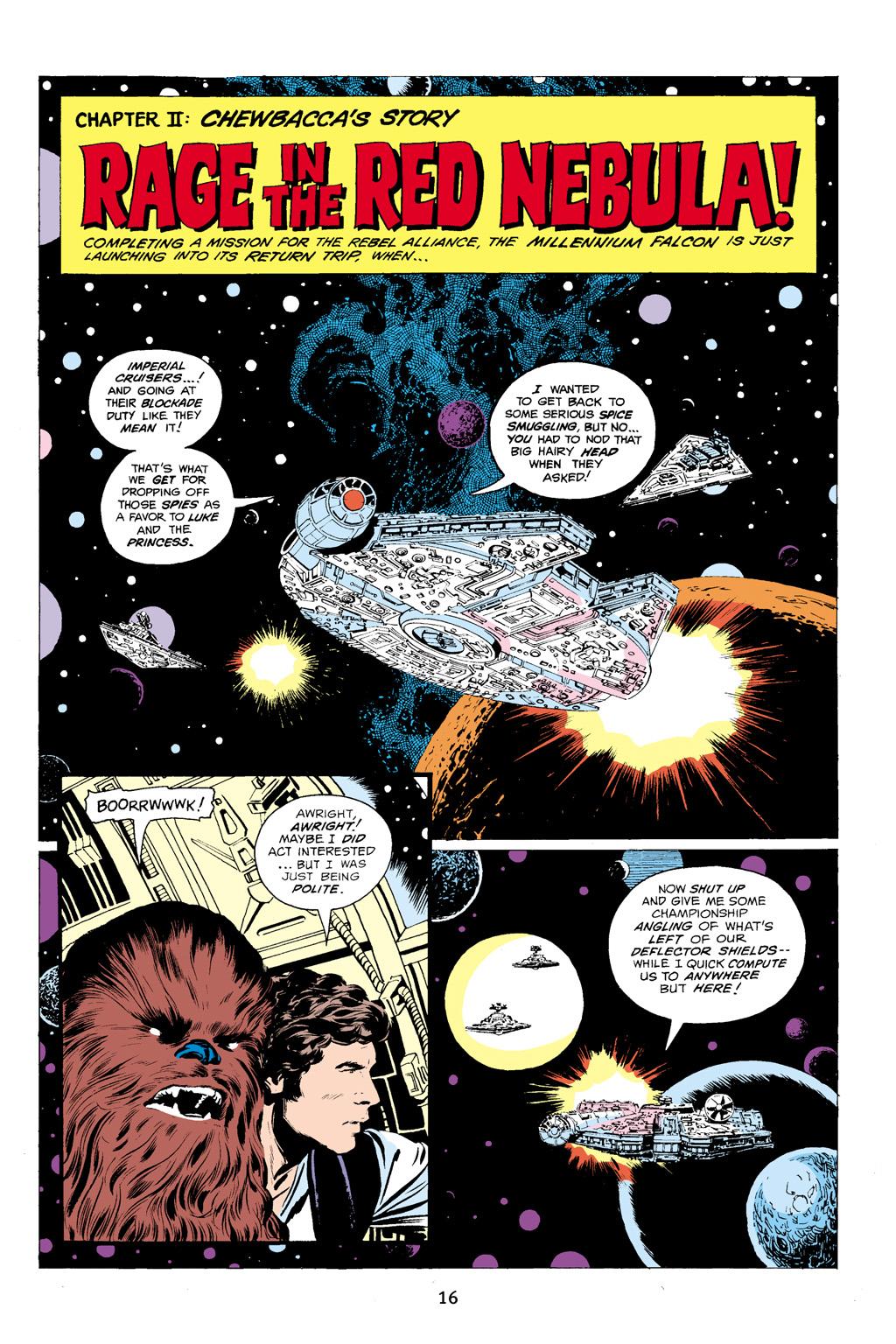 Read online Star Wars Omnibus comic -  Issue # Vol. 16 - 17
