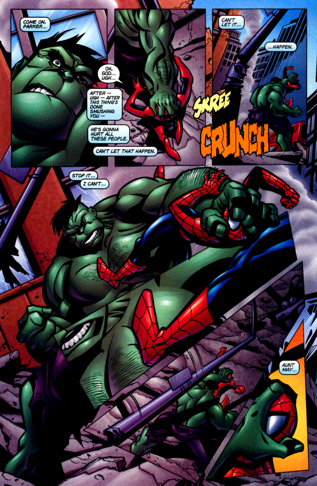 Read online Ultimate Marvel Team-Up comic -  Issue #3 - 5