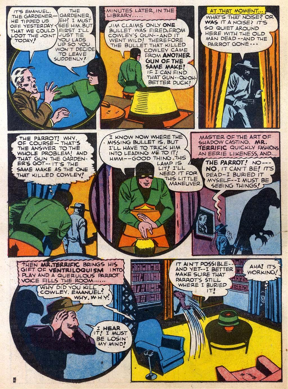 Read online Sensation (Mystery) Comics comic -  Issue #27 - 46