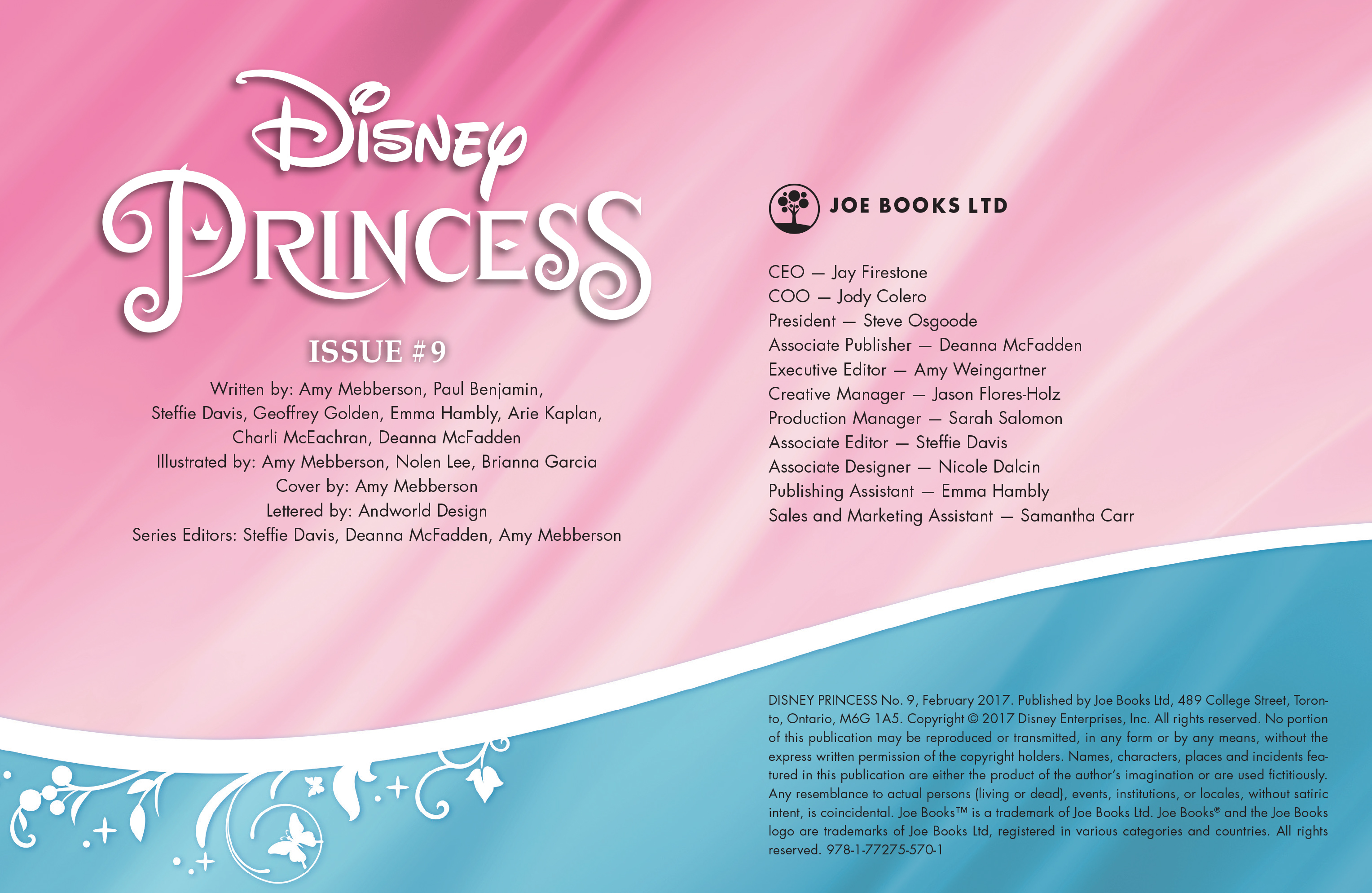 Read online Disney Princess comic -  Issue #9 - 2