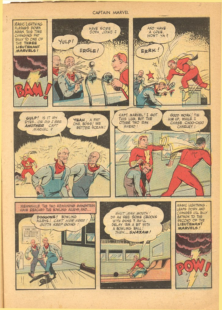 Captain Marvel Adventures issue 62 - Page 19
