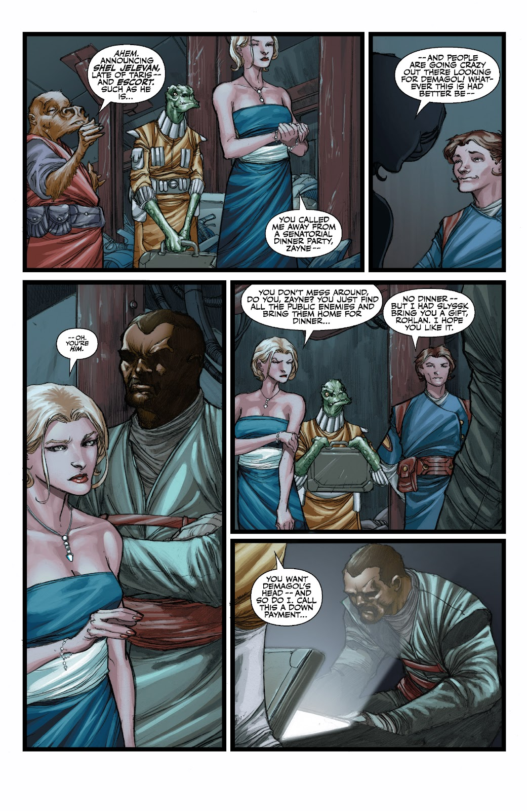 Read online Star Wars Legends: The Old Republic - Epic Collection comic -  Issue # TPB 3 (Part 3) - 48