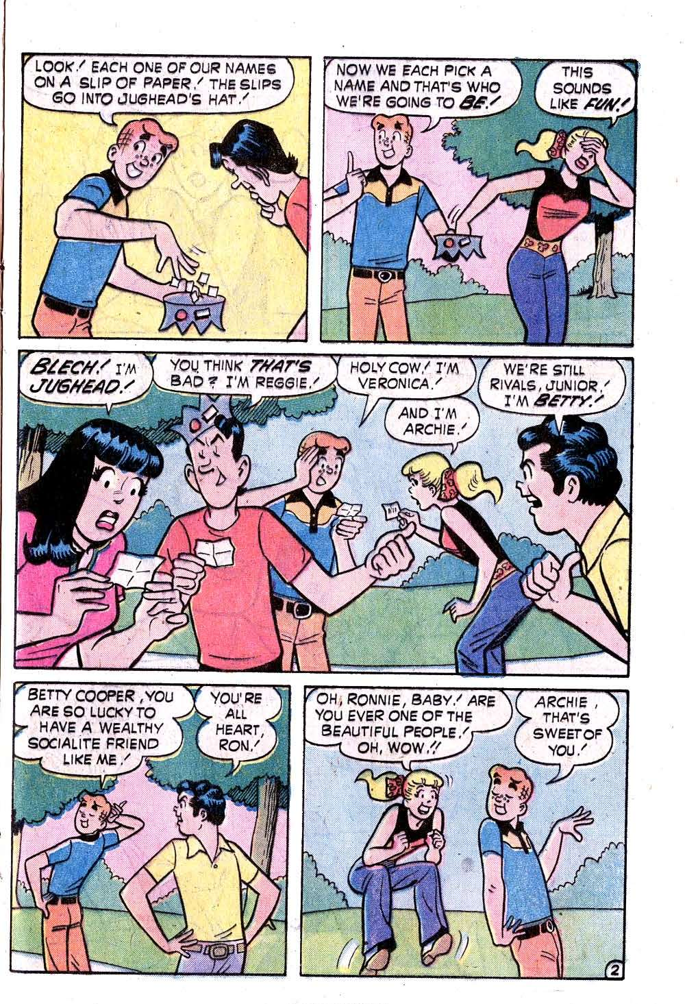 Read online Archie (1960) comic -  Issue #237 - 21