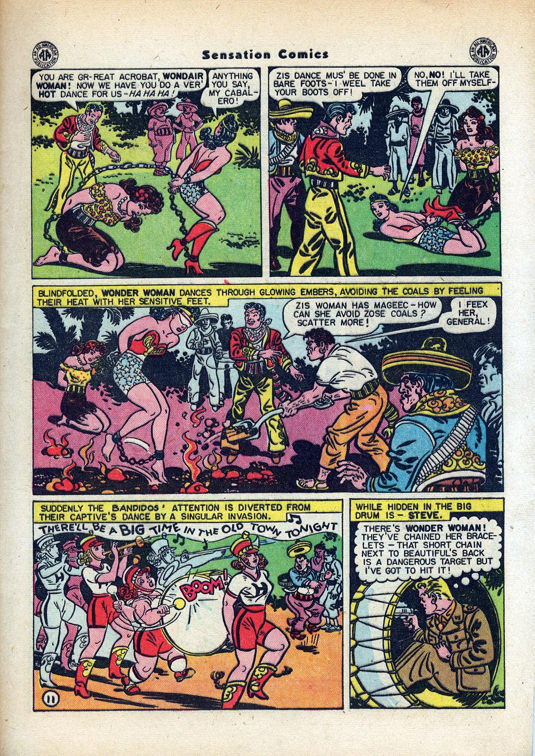 Read online Sensation (Mystery) Comics comic -  Issue #45 - 13