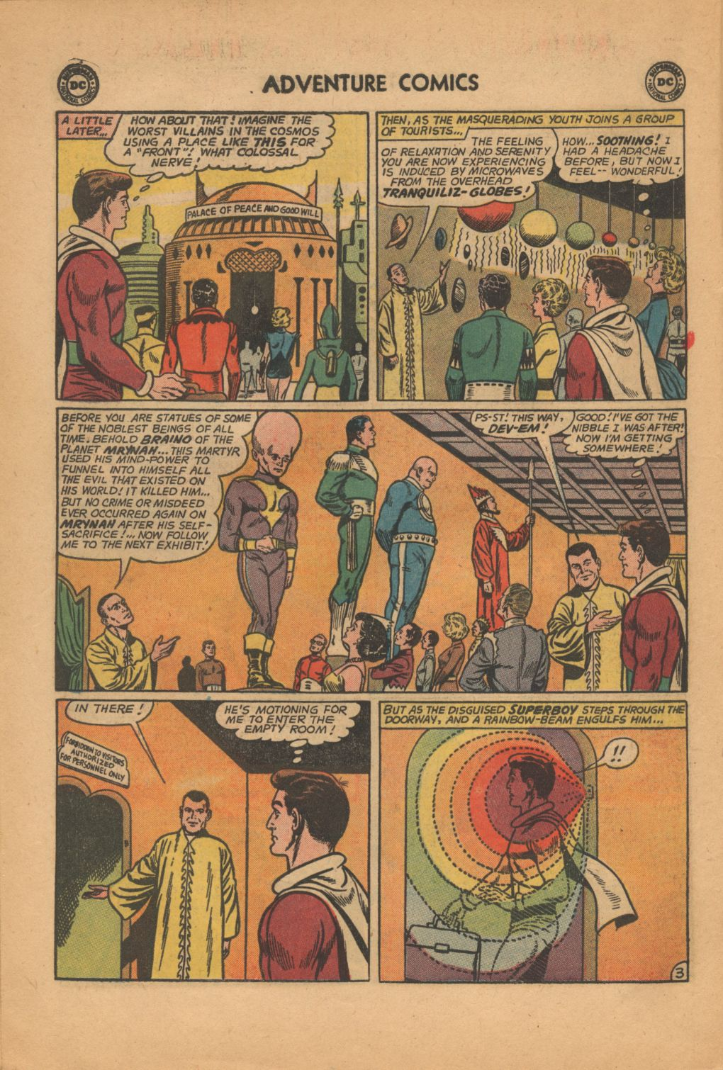 Read online Adventure Comics (1938) comic -  Issue #320 - 18