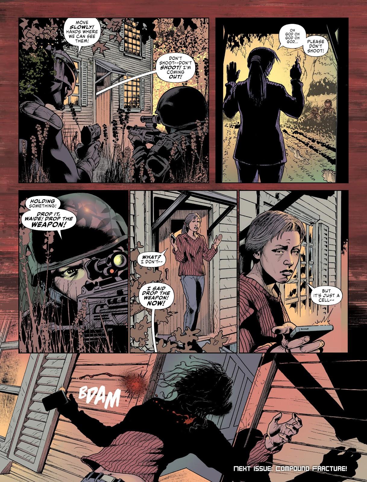Judge Dredd Megazine (Vol. 5) issue 427 - Page 39