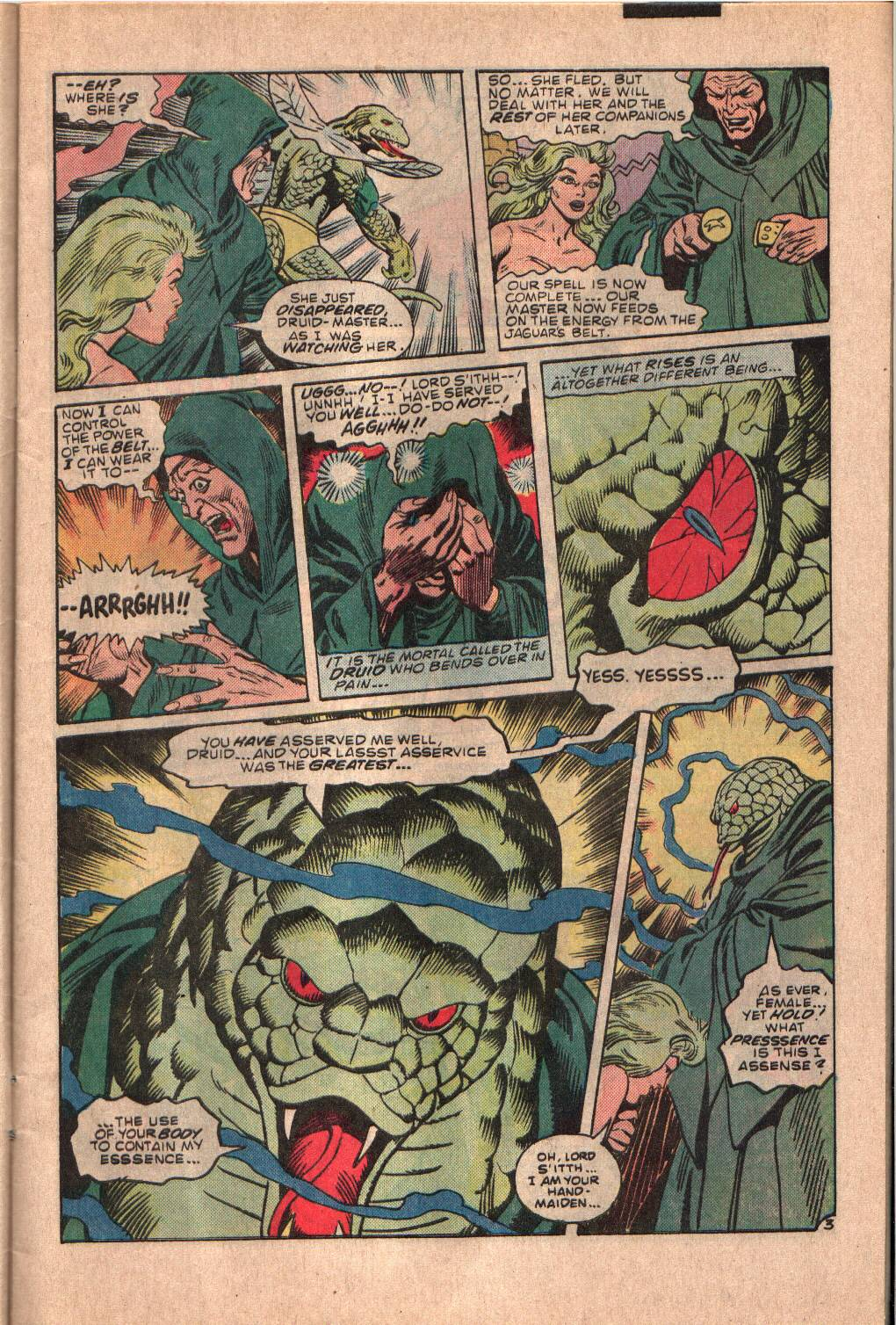 The All New Adventures of the Mighty Crusaders 8 Page 4
