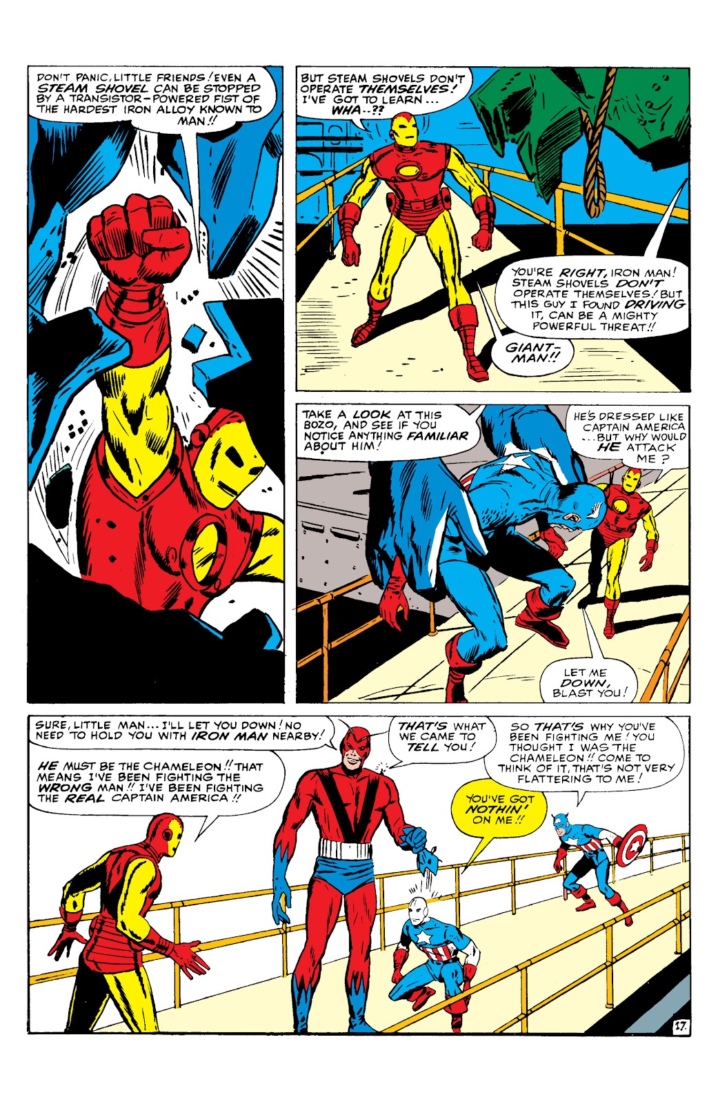 Read online Marvel Masterworks: The Invincible Iron Man comic -  Issue # TPB 2 (Part 2) - 38