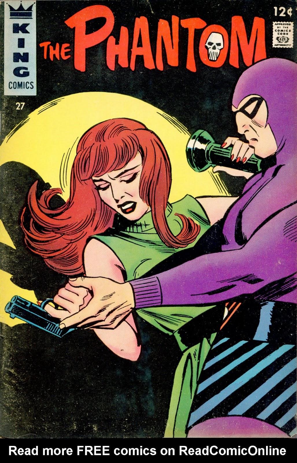 The Phantom (1966) 27 Page 1