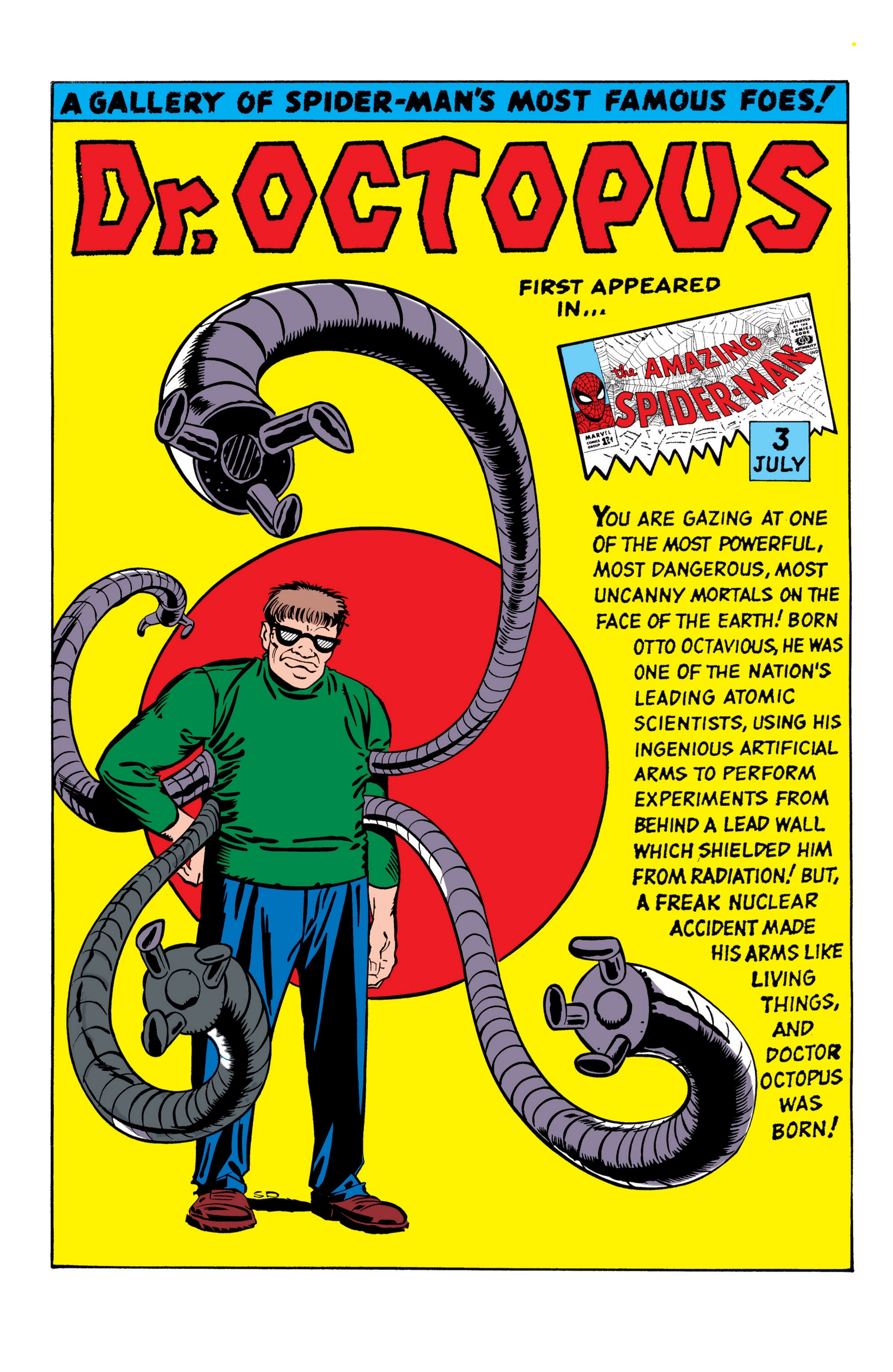 The Amazing Spider-Man (1963) _Annual_1 Page 46