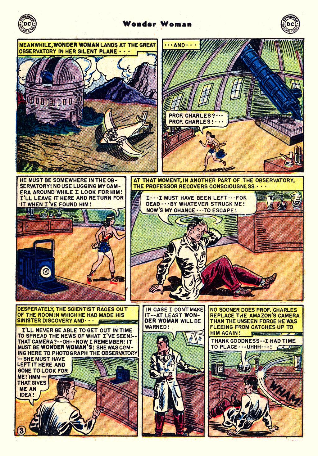 Read online Wonder Woman (1942) comic -  Issue #54 - 17