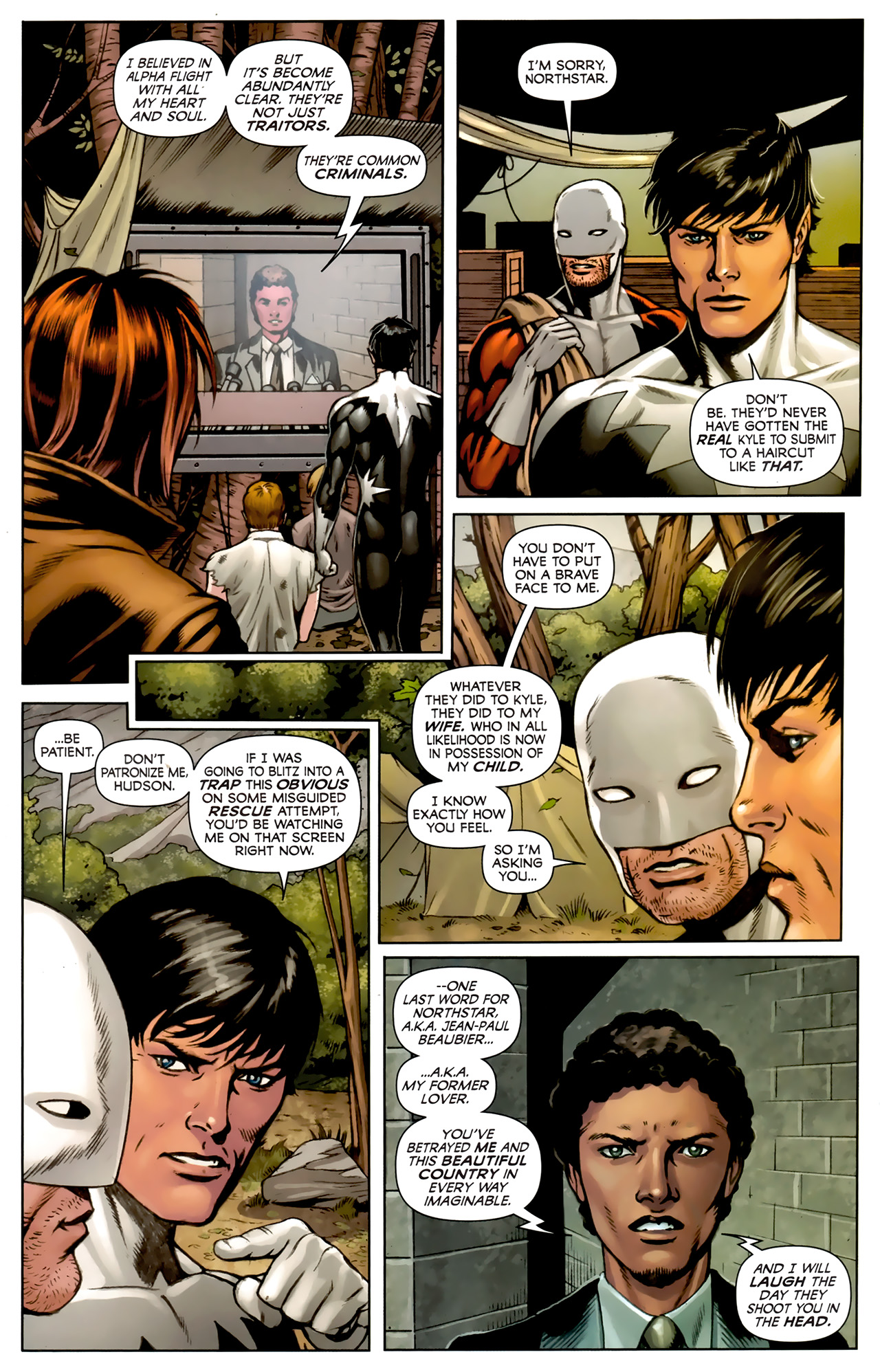 Read online Alpha Flight (2011) comic -  Issue #5 - 17