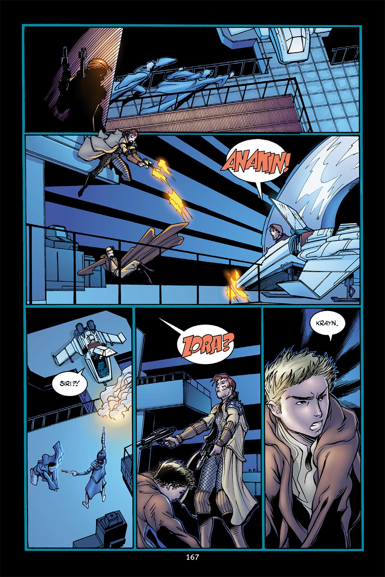 Read online Star Wars Omnibus comic -  Issue # Vol. 10 - 166