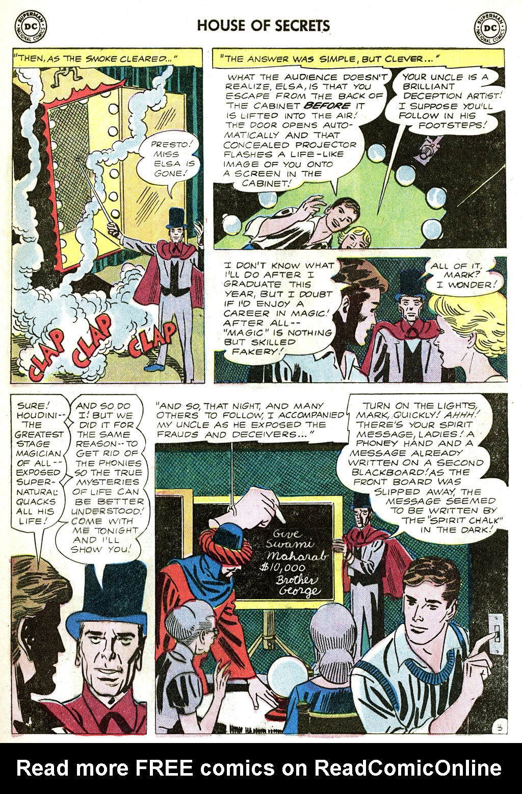 House of Secrets (1956) issue 58 - Page 5