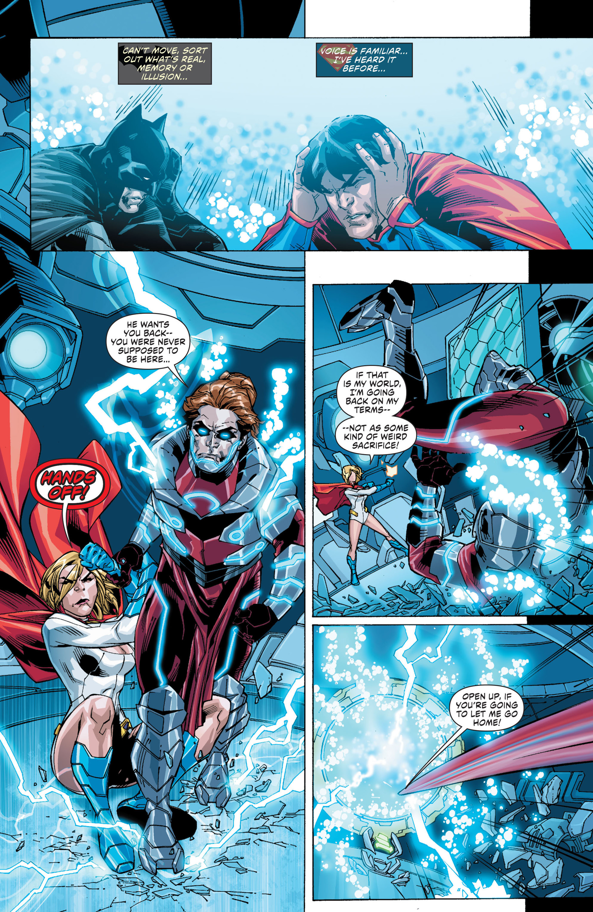 Read online Worlds' Finest comic -  Issue #21 - 5